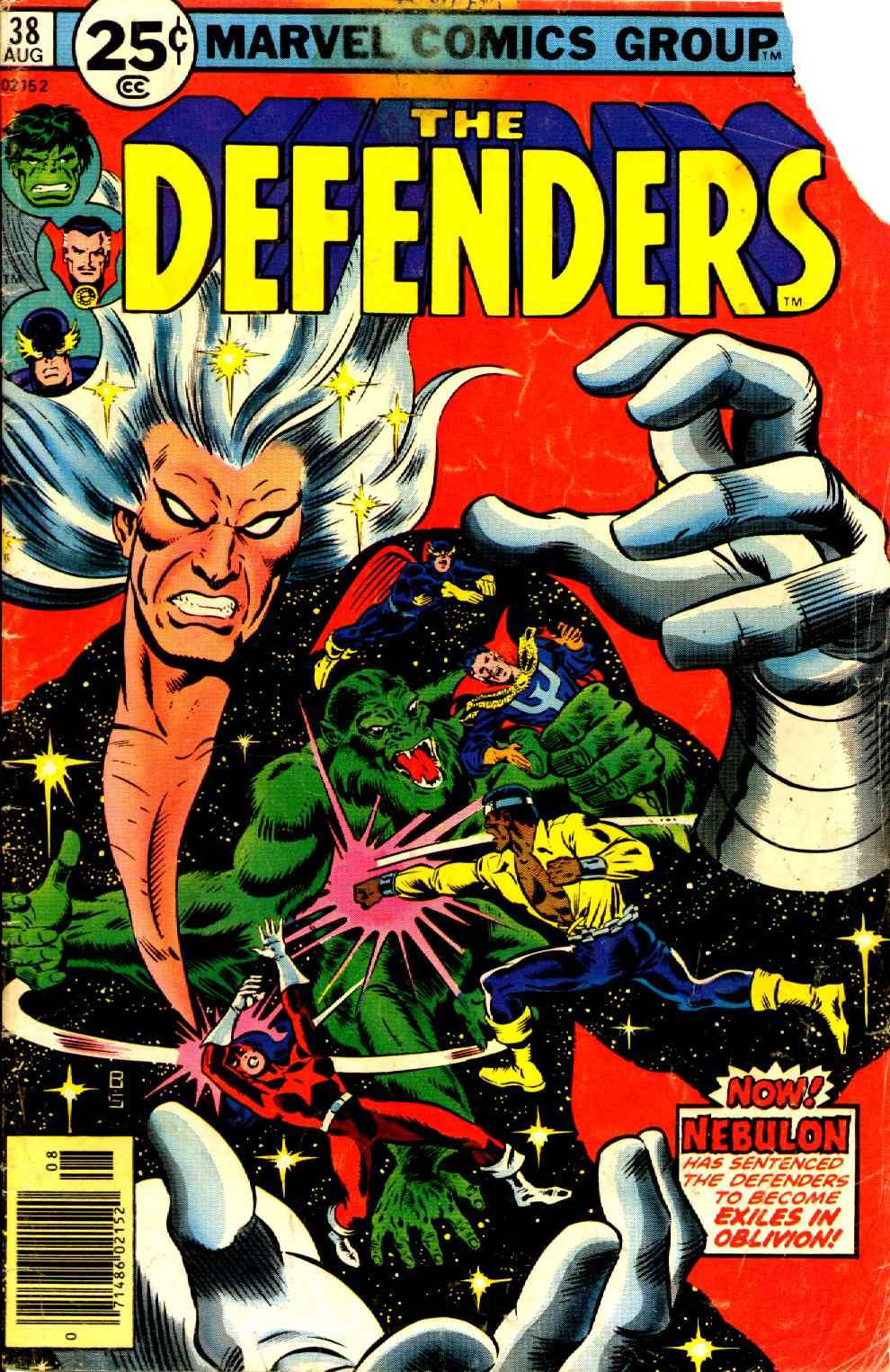 The Defenders (1972) 38 Page 1
