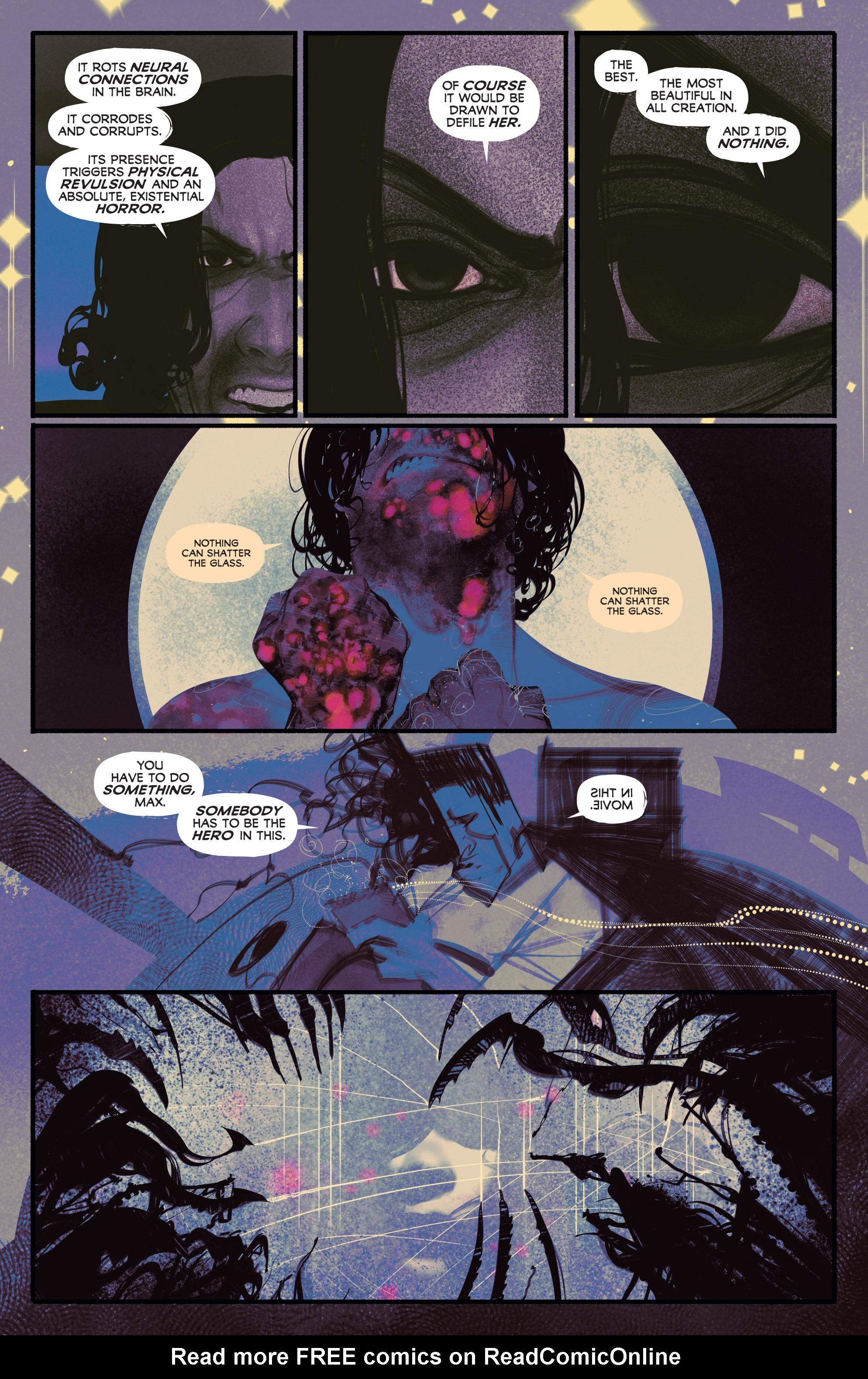 Read online Annihilator comic -  Issue #5 - 11