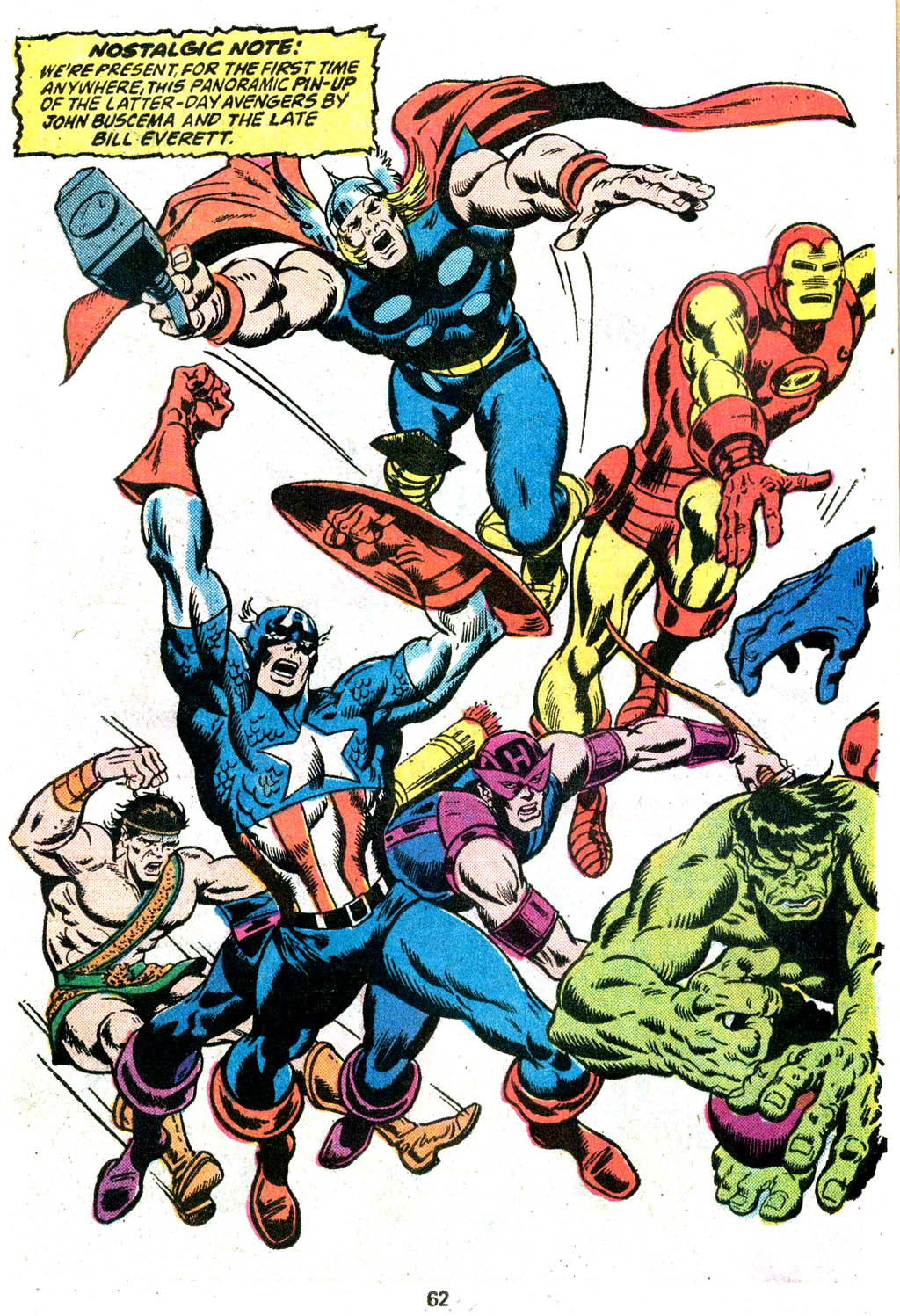 Giant-Size Avengers (1974) issue 5 - Page 51