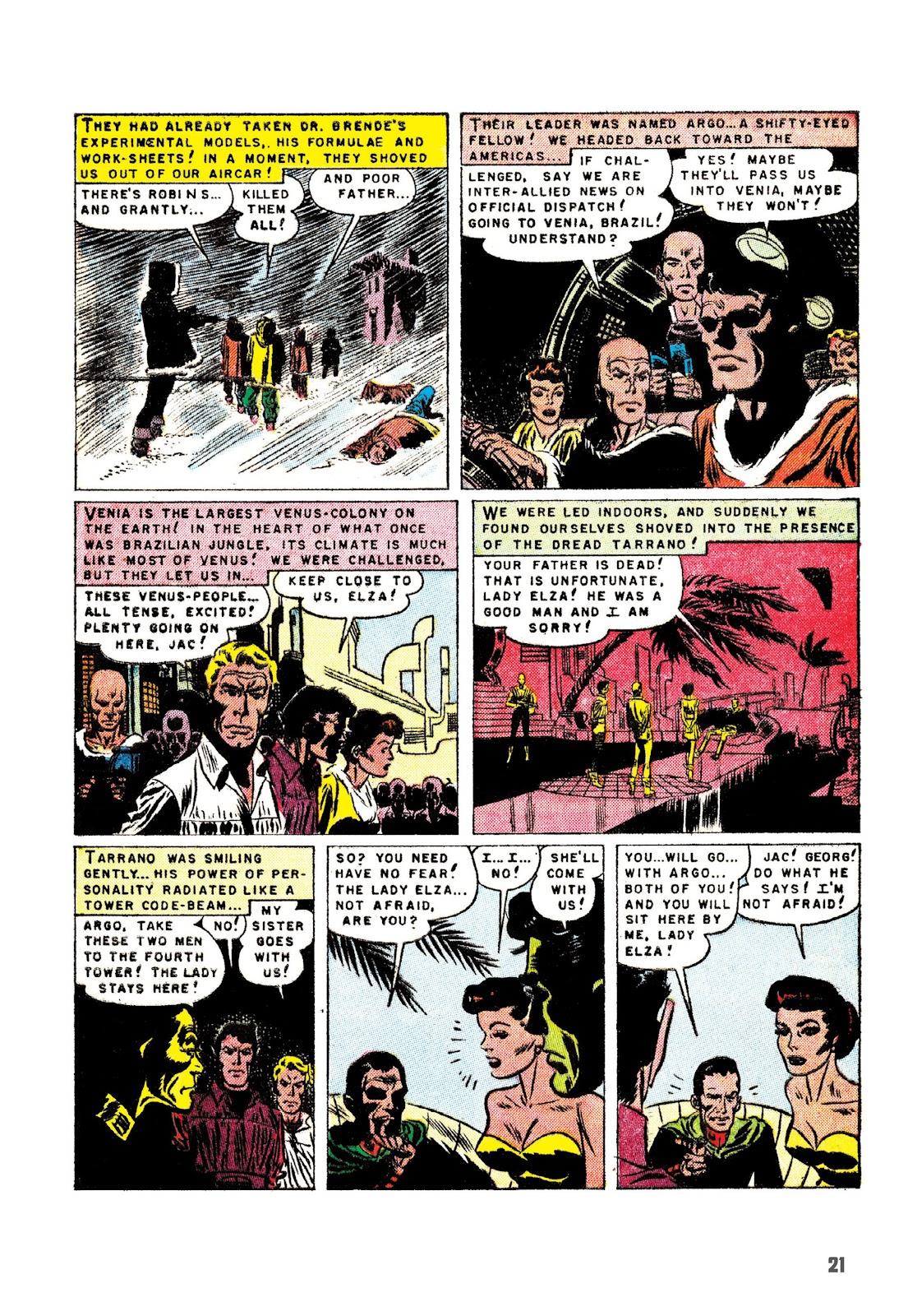Read online The Joe Kubert Archives comic -  Issue # TPB (Part 1) - 32