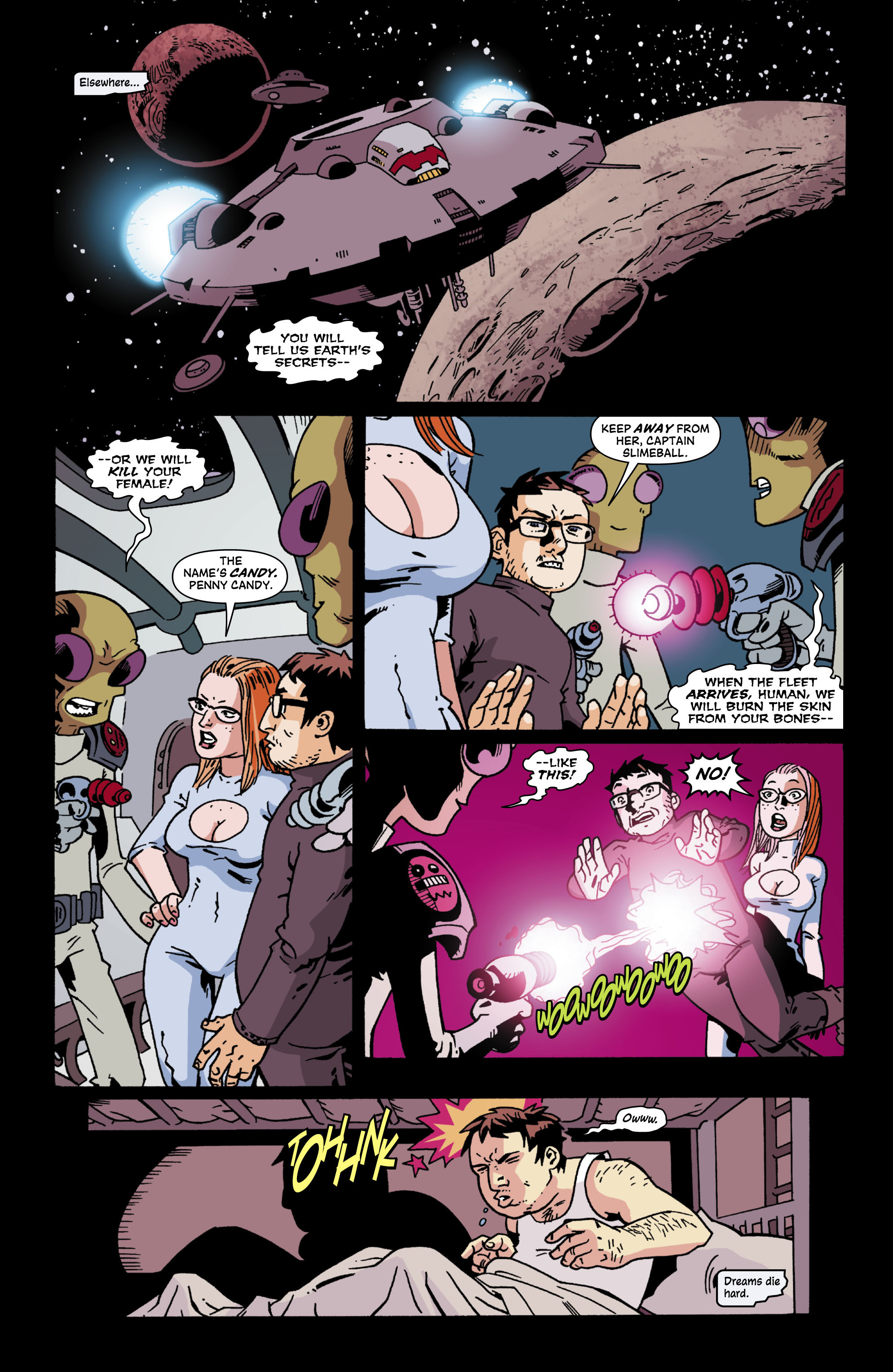 Read online Red Herring comic -  Issue #6 - 7