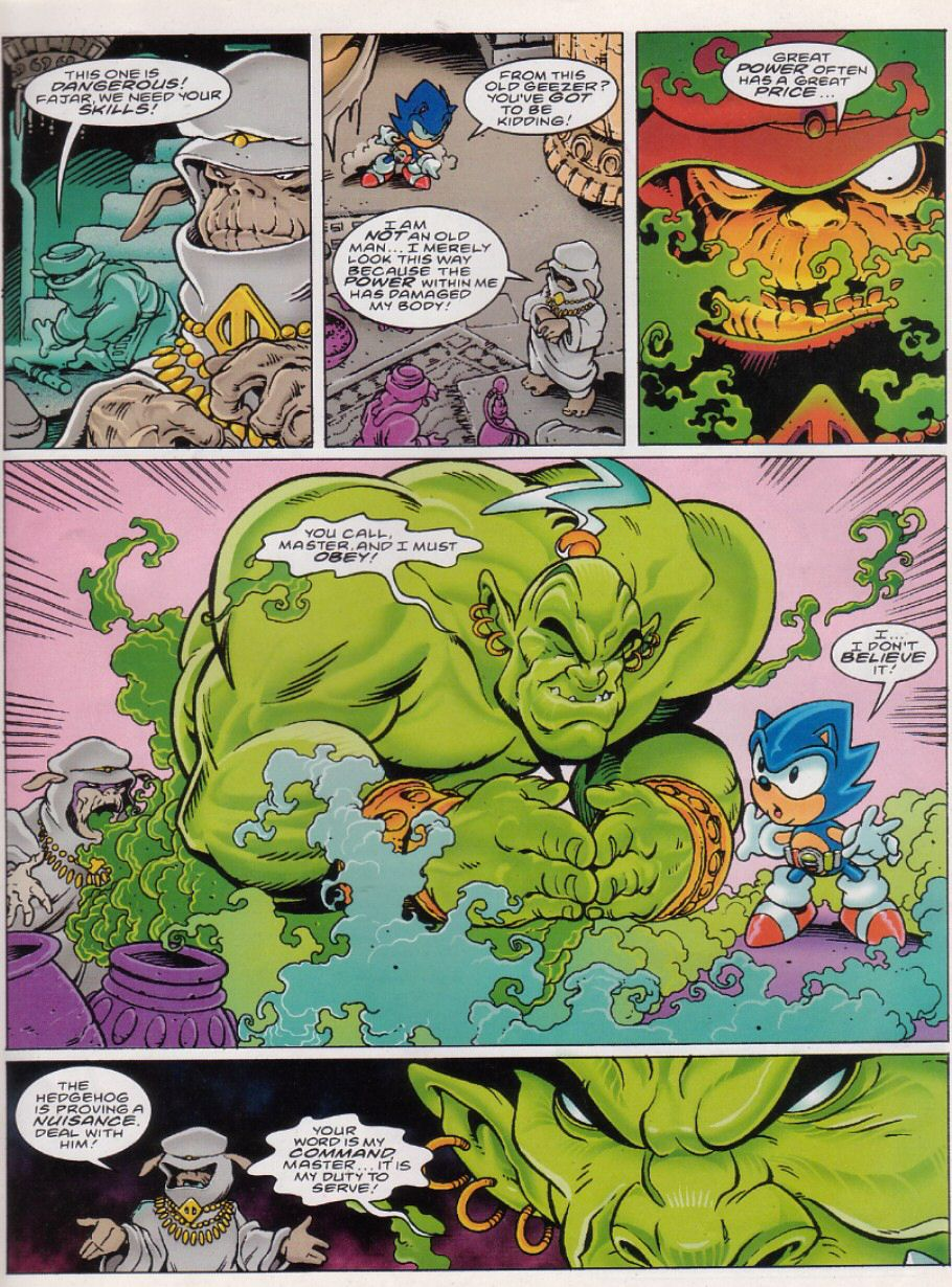 Read online Sonic the Comic comic -  Issue #149 - 5