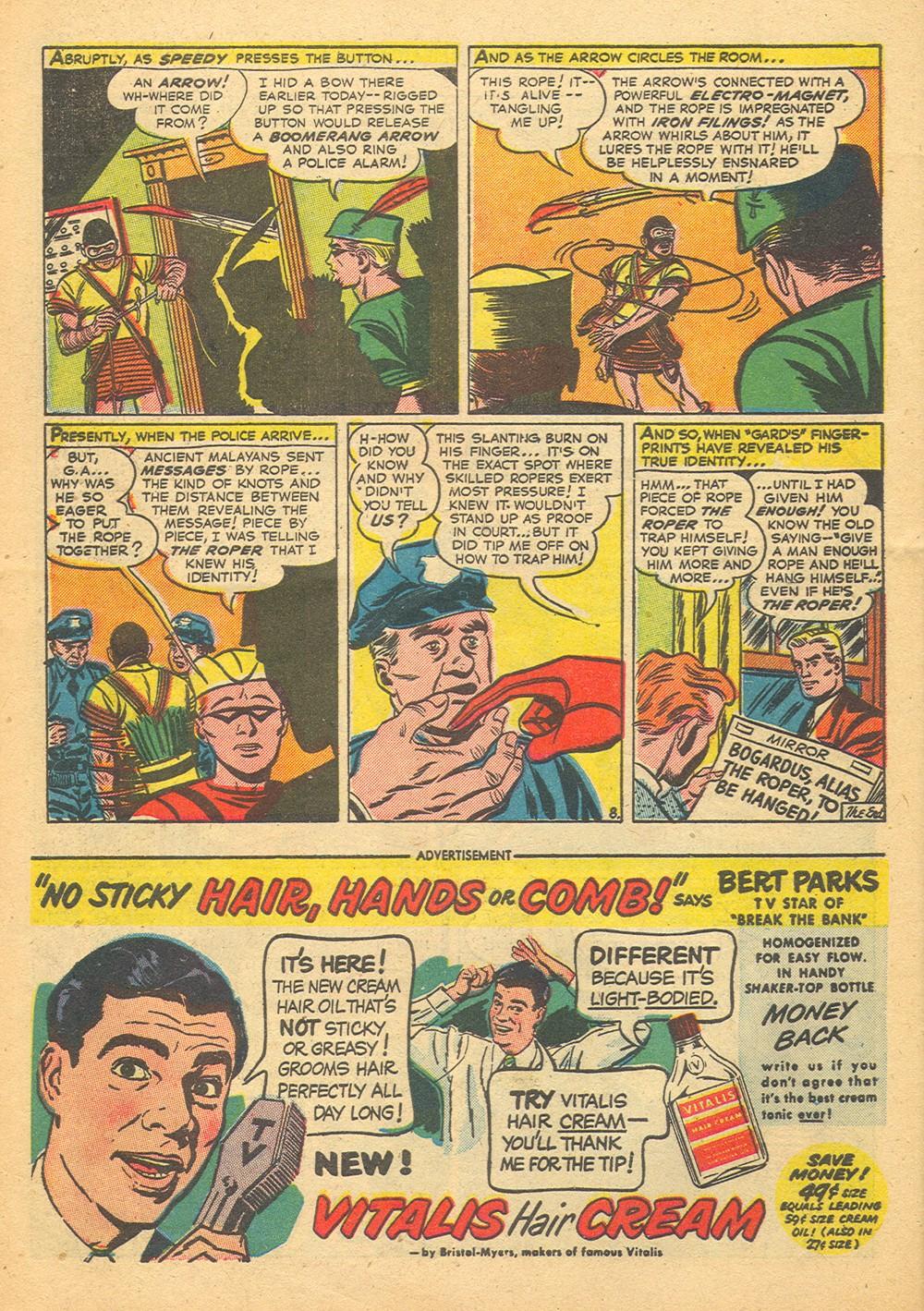 Read online Adventure Comics (1938) comic -  Issue #176 - 42