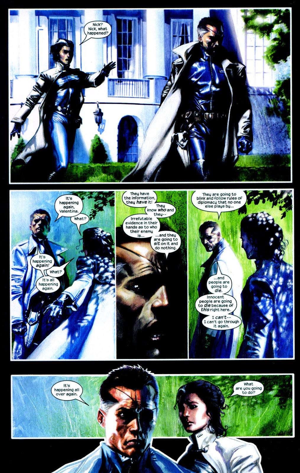 Read online Secret War comic -  Issue #1 - 24