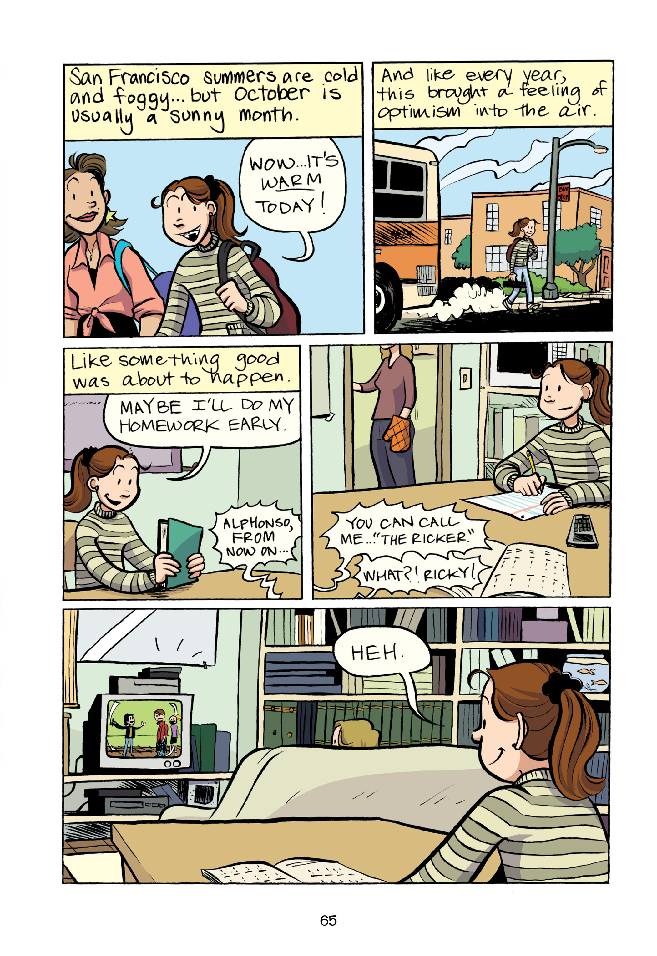 Read online Smile comic -  Issue # TPB - 71