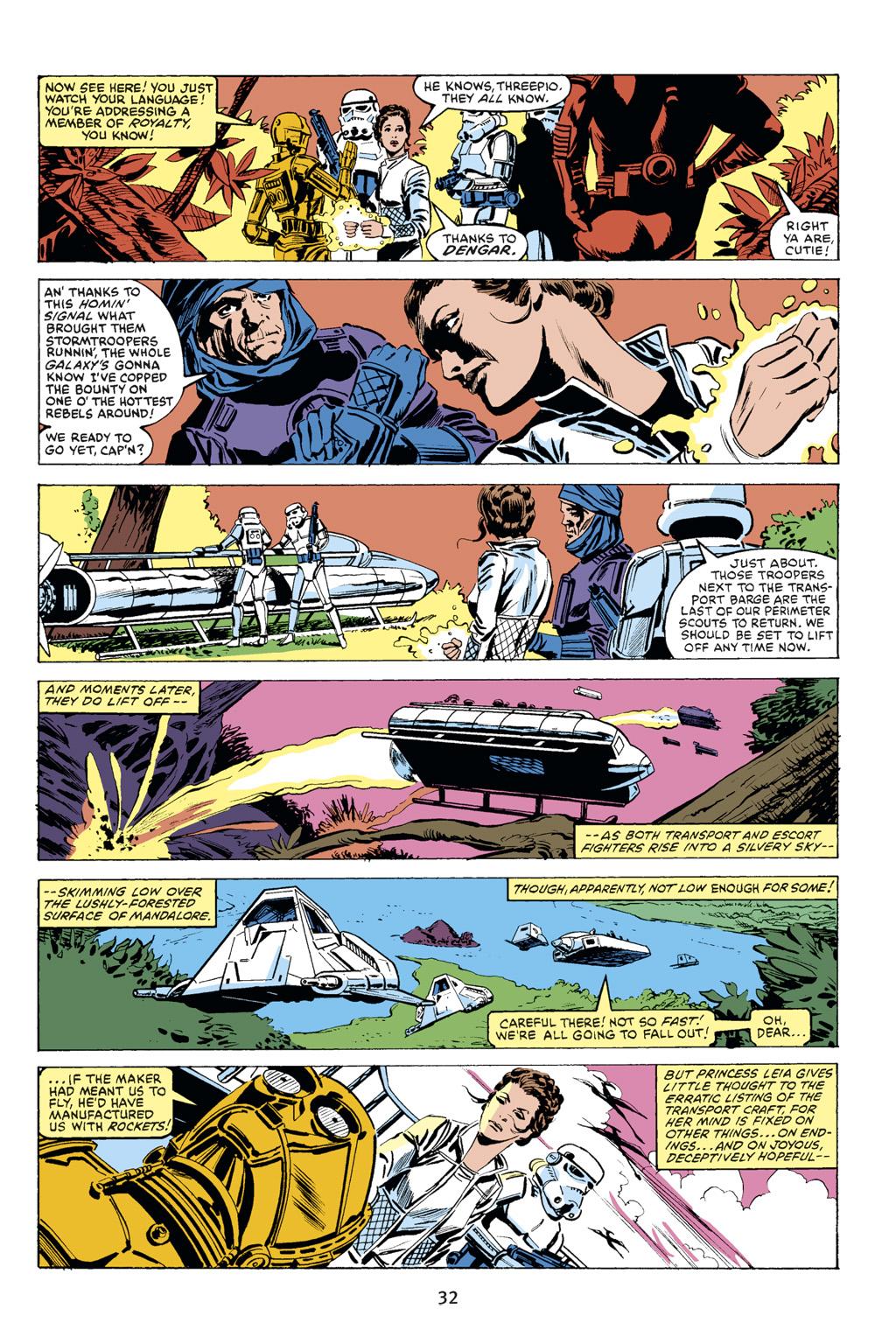 Read online Star Wars Omnibus comic -  Issue # Vol. 18 - 27