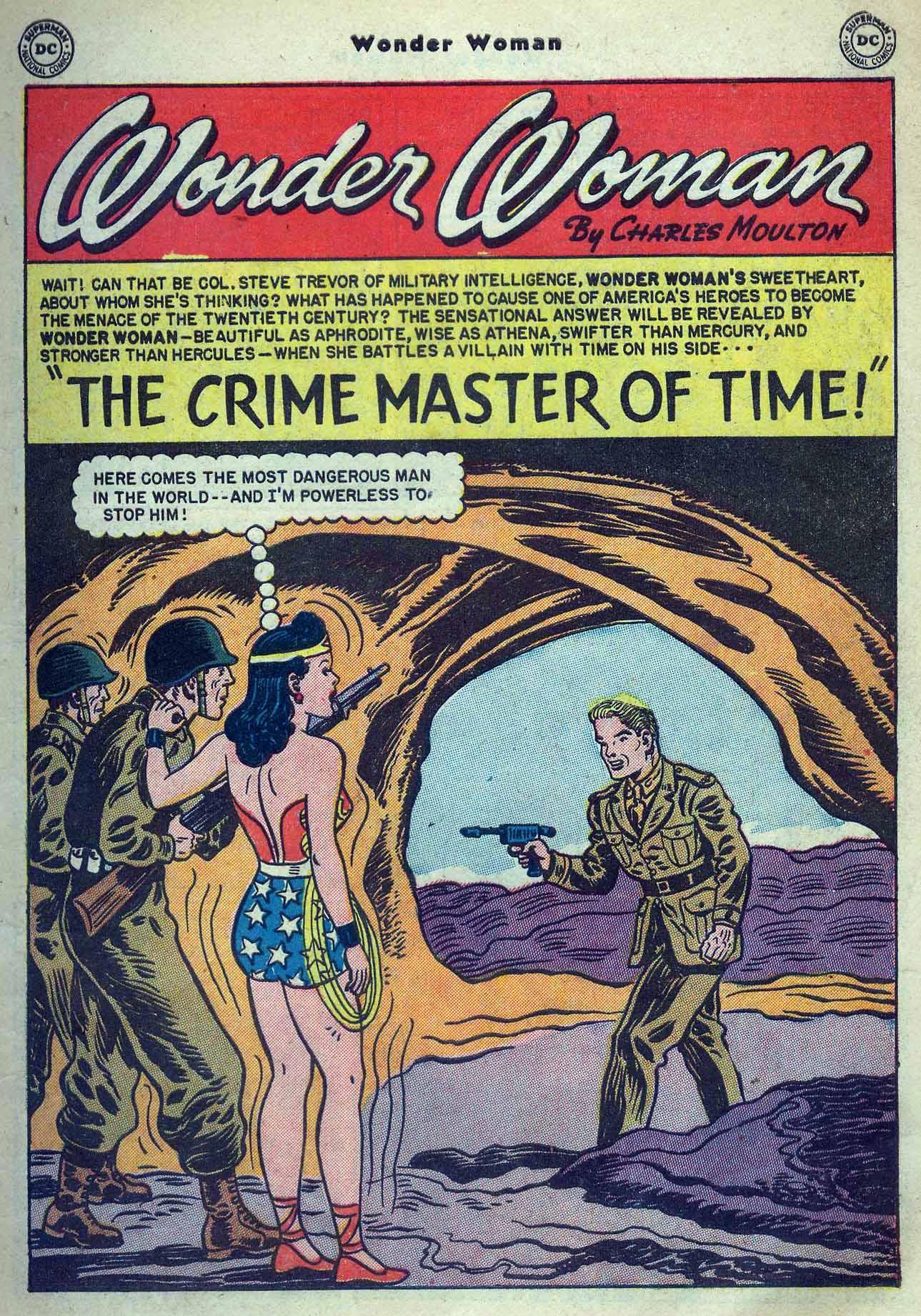 Read online Wonder Woman (1942) comic -  Issue #53 - 3