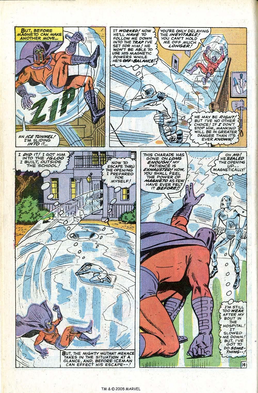 Uncanny X-Men (1963) issue 70 - Page 42