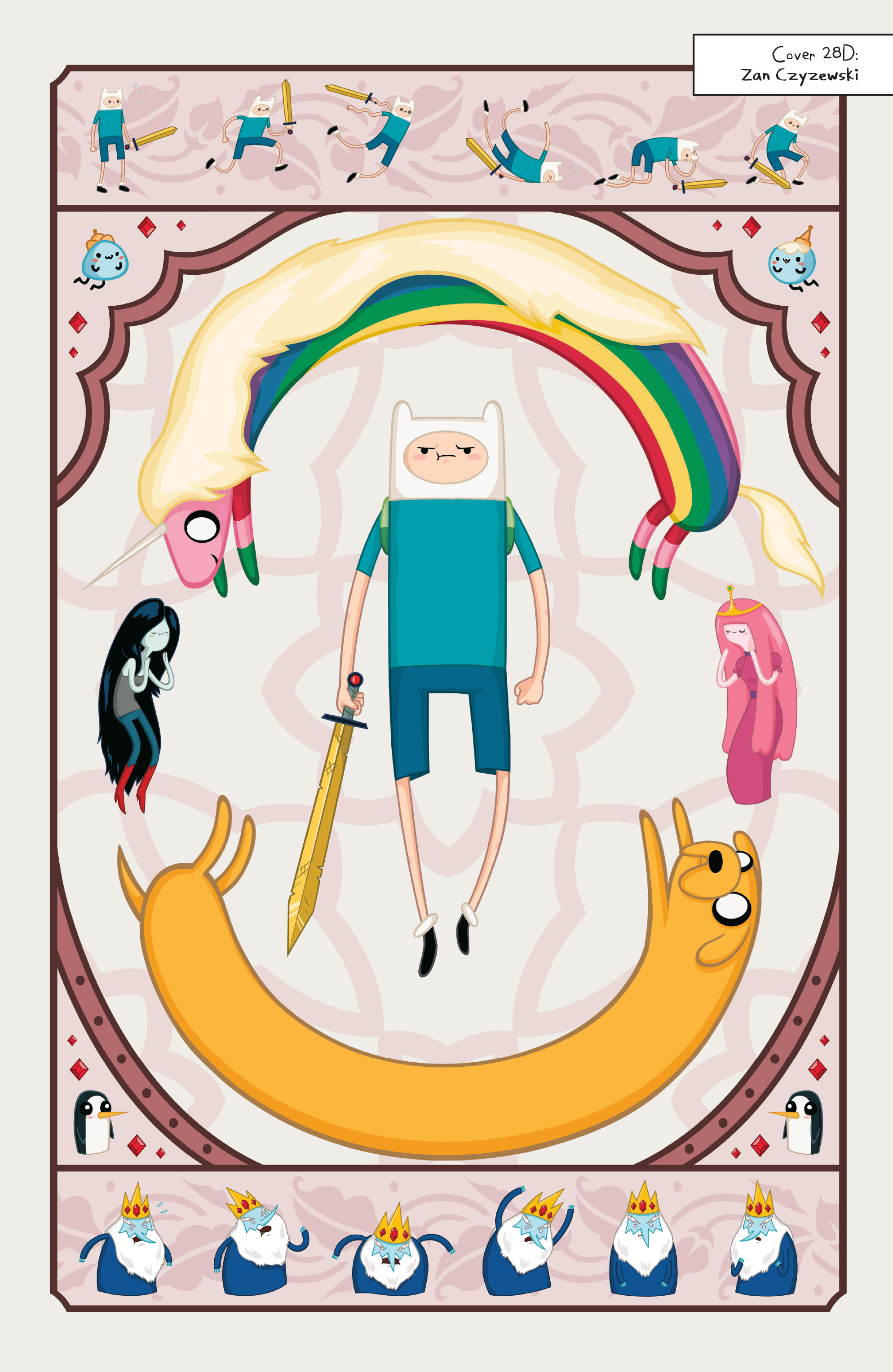 Read online Adventure Time comic -  Issue #Adventure Time _TPB 6 - 121