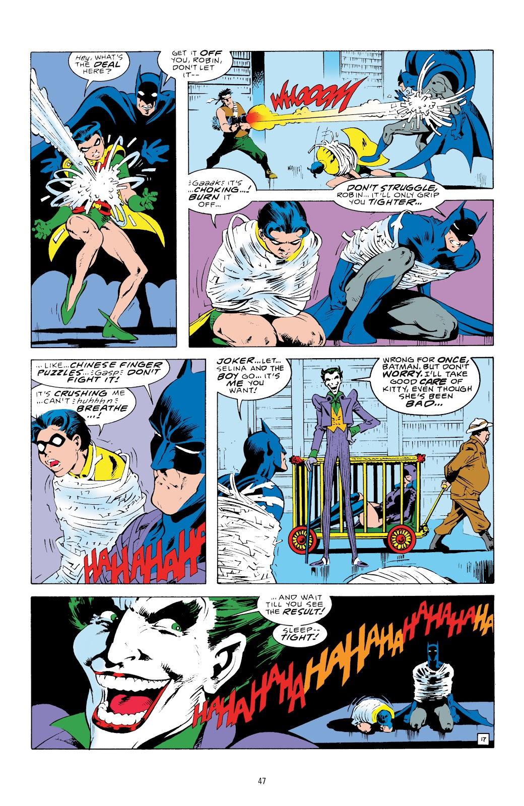Read online Detective Comics (1937) comic -  Issue # _TPB Batman - The Dark Knight Detective 1 (Part 1) - 47