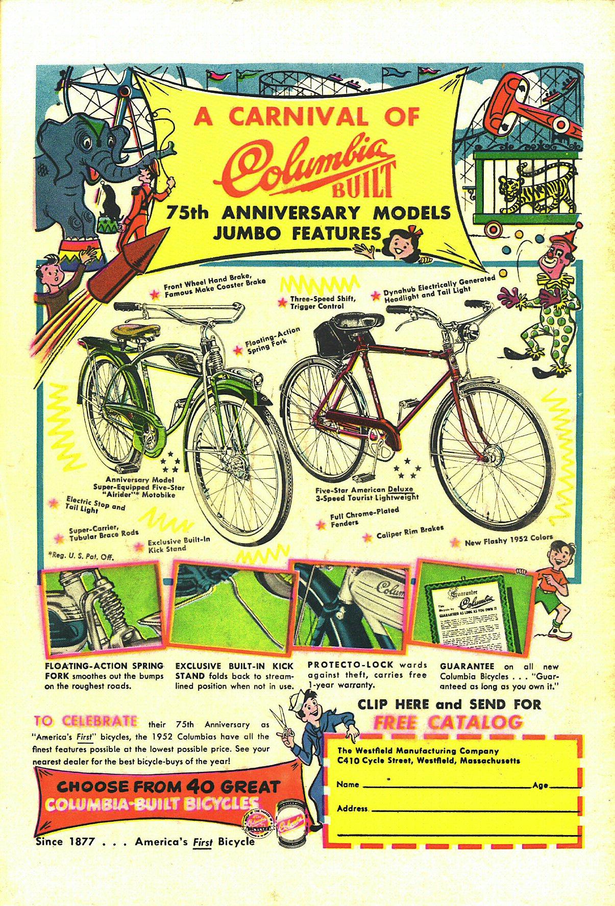 Read online Adventure Comics (1938) comic -  Issue #181 - 42