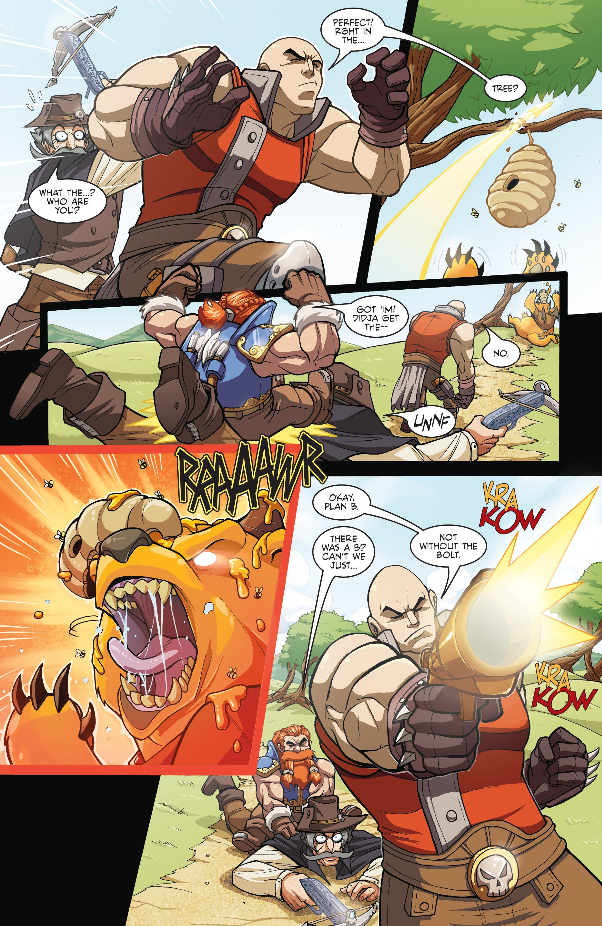 Read online Skullkickers comic -  Issue #12 - 16