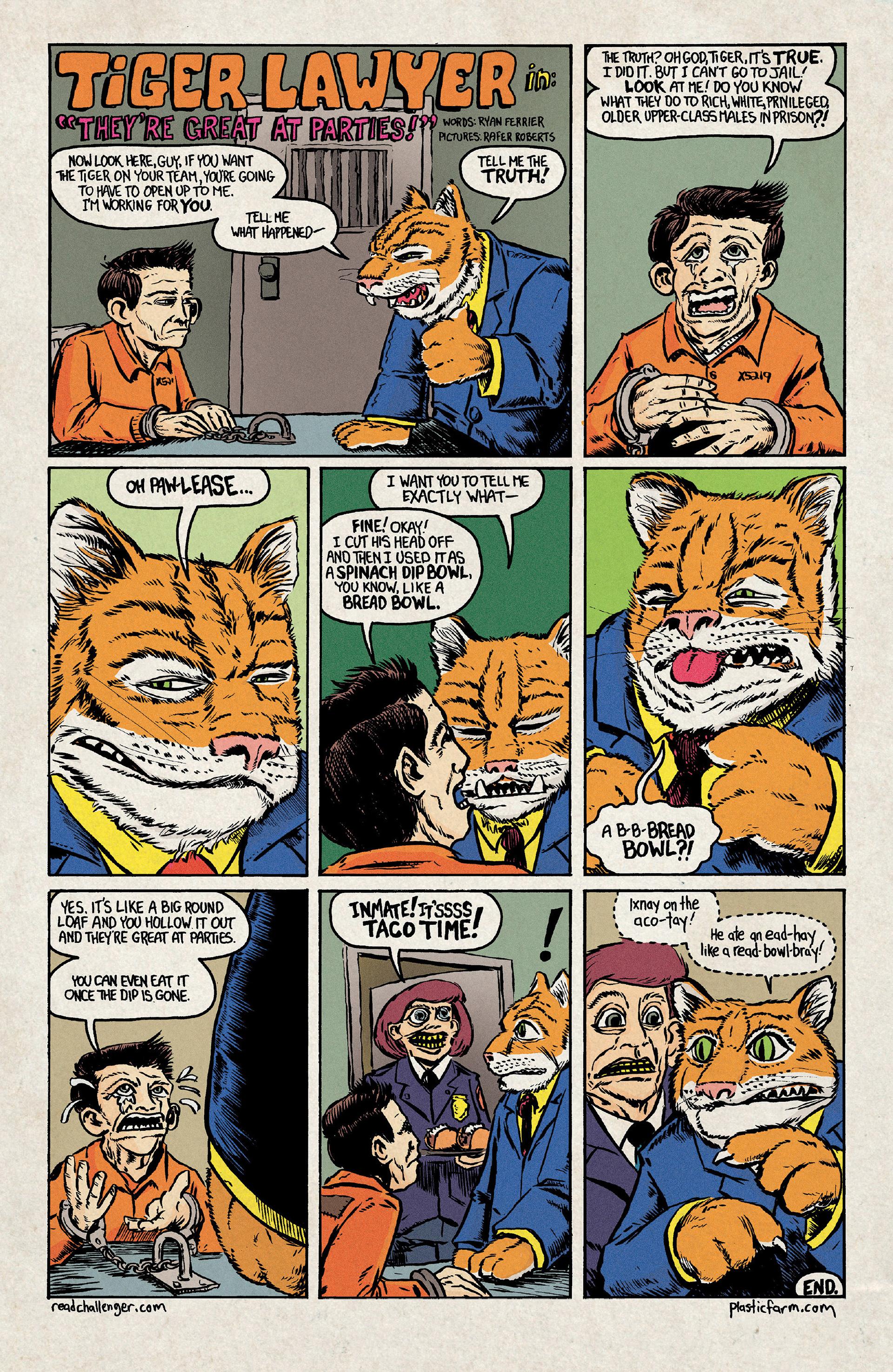 Read online Shutter comic -  Issue #6 - 25
