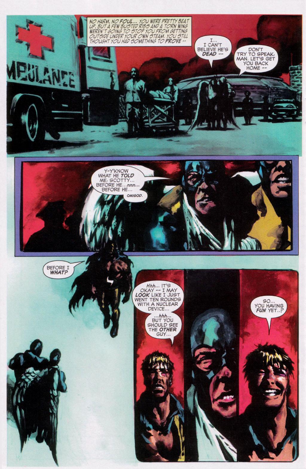 Read online Sentry/X-Men comic -  Issue # Full - 31