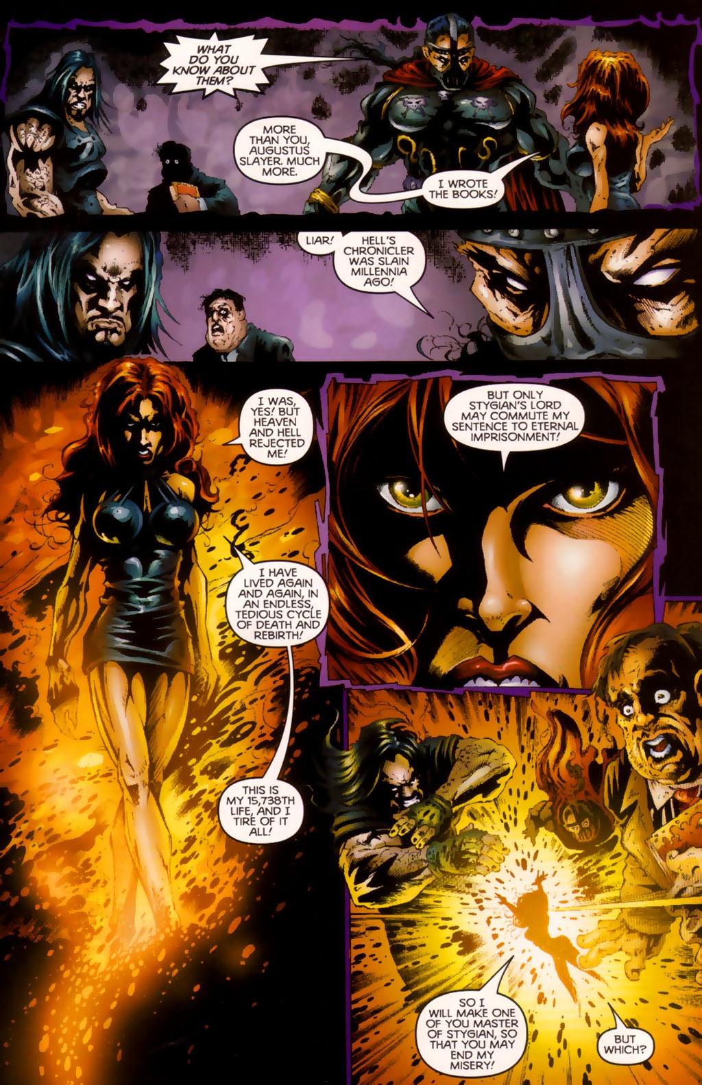 Read online Undertaker (1999) comic -  Issue #0.5 - 5