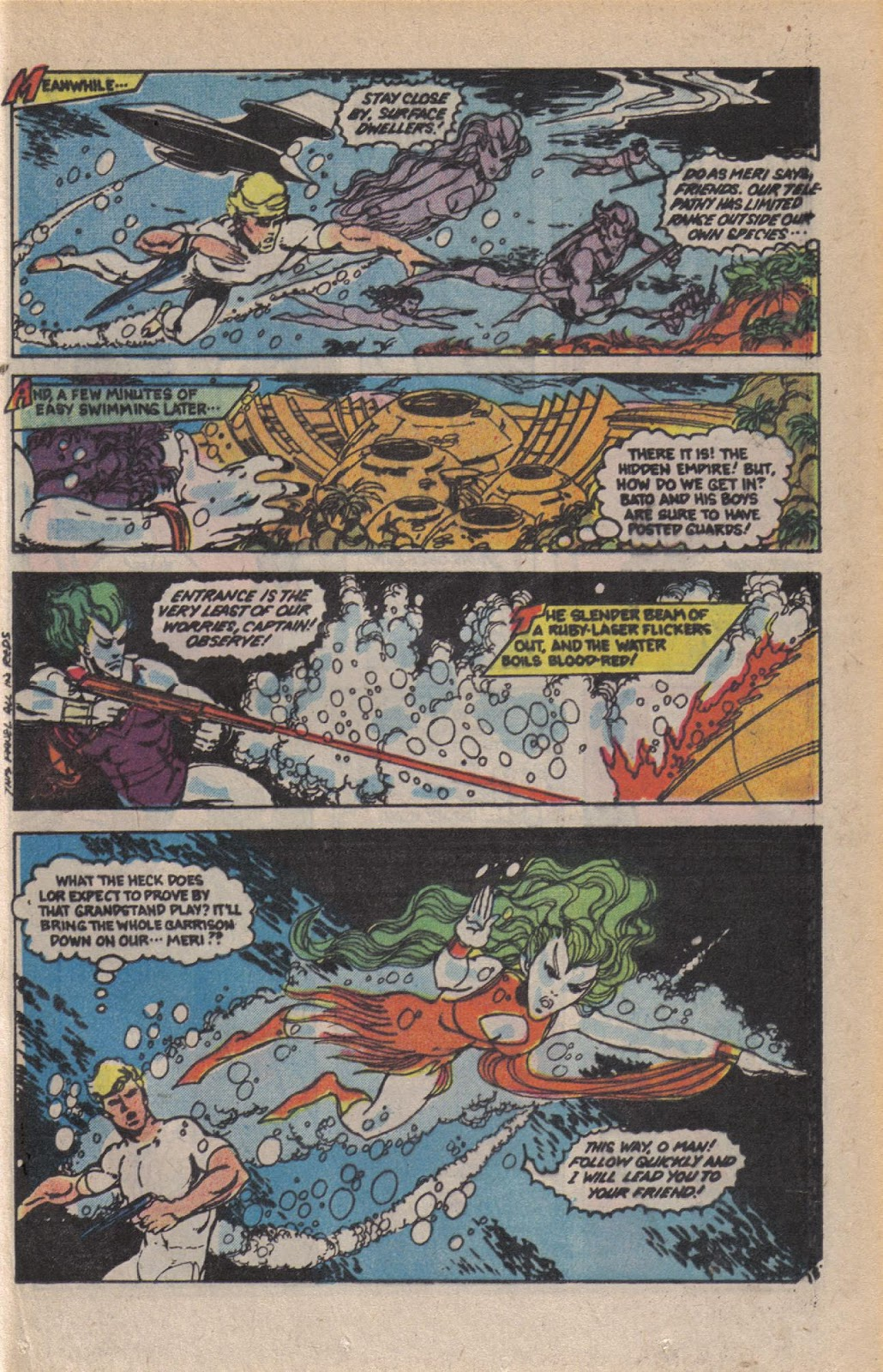 Read online Doomsday   1 (1975) comic -  Issue #10 - 24