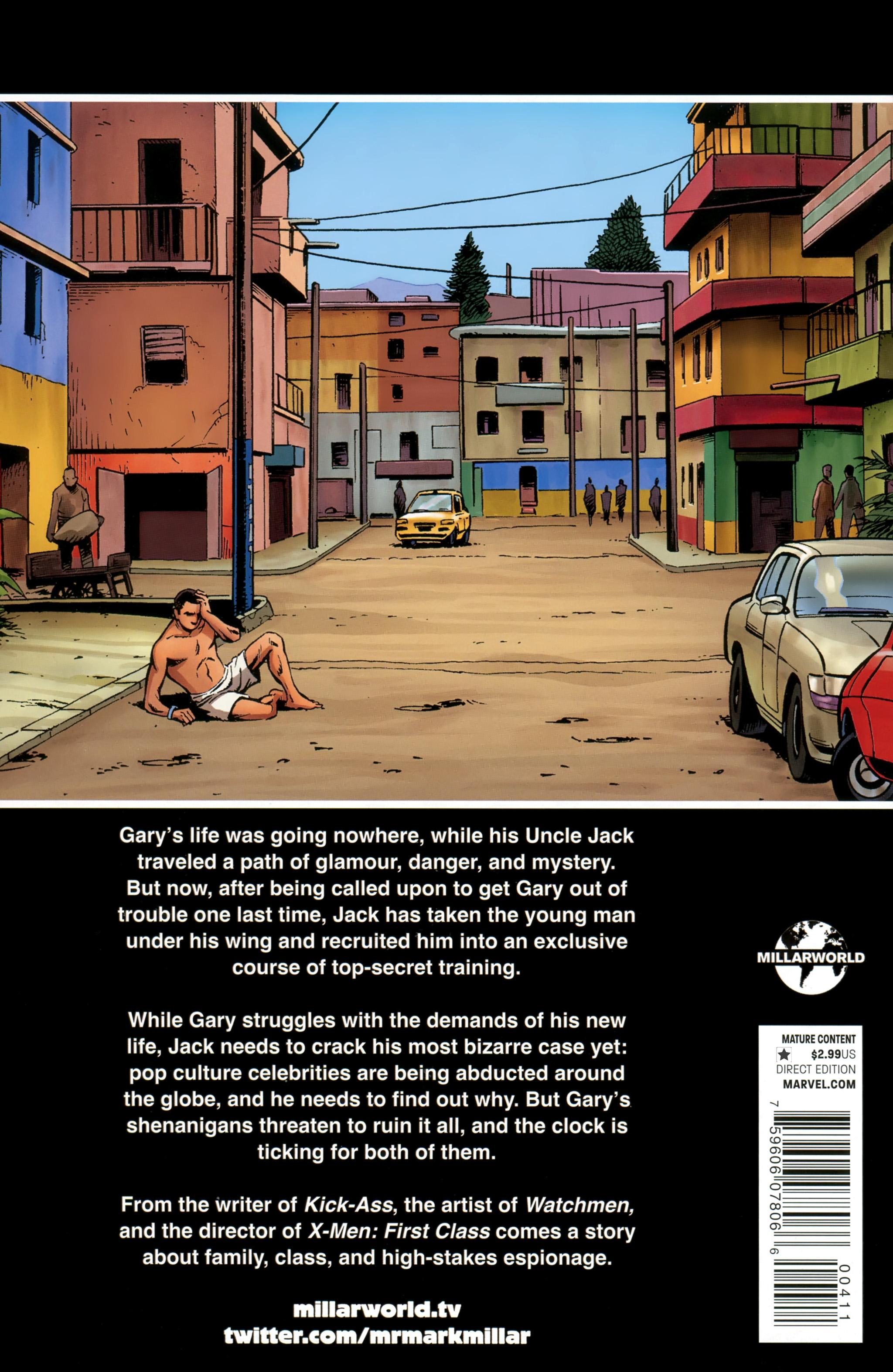 Read online Secret Service comic -  Issue #4 - 33