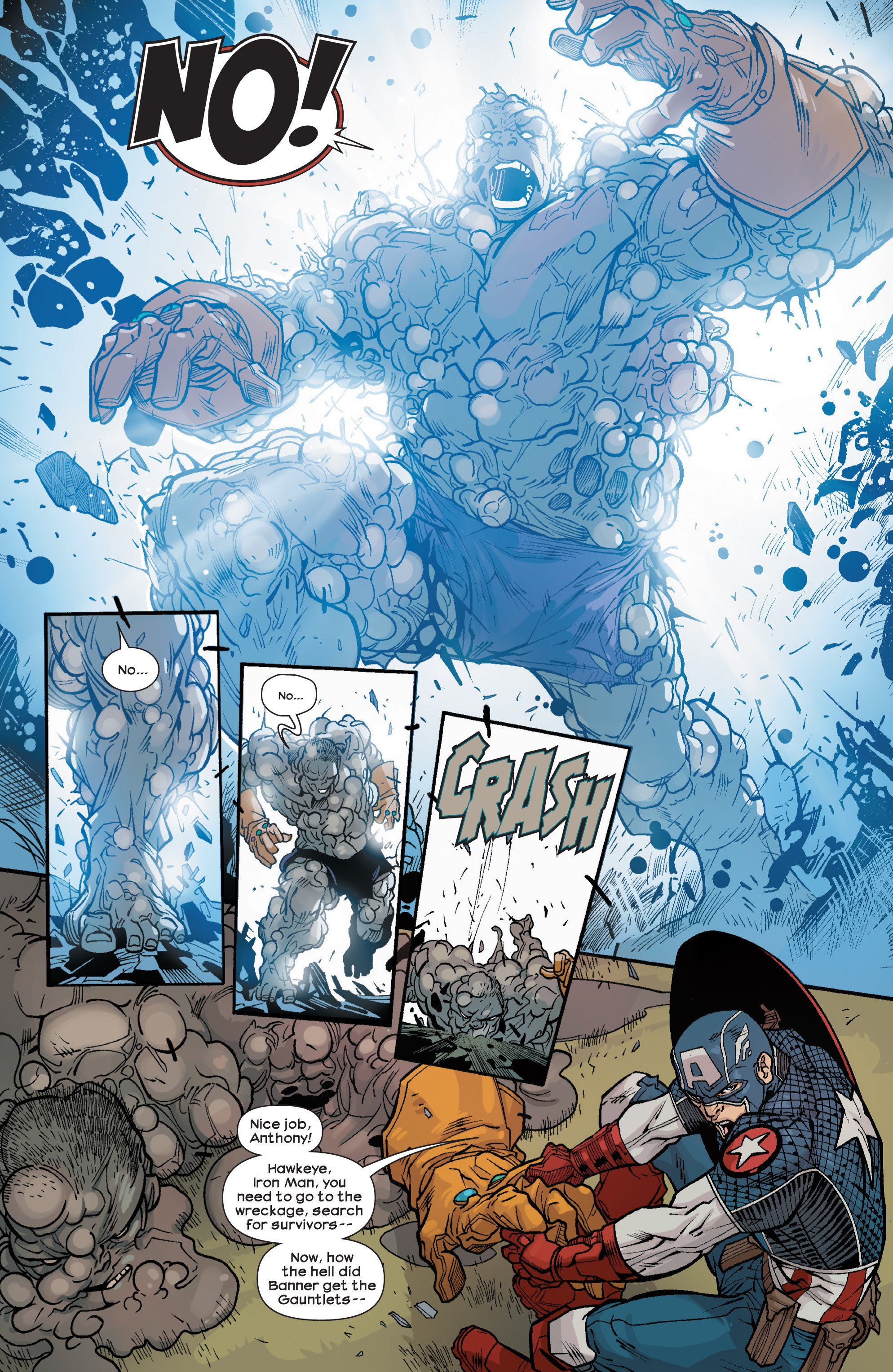 Read online Ultimate Comics Ultimates comic -  Issue #25 - 12