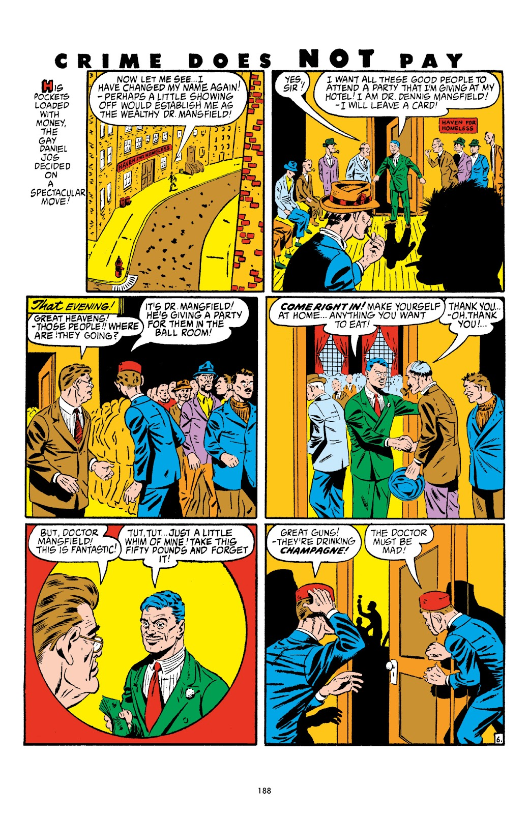 Read online Crime Does Not Pay Archives comic -  Issue # TPB 4 (Part 2) - 88
