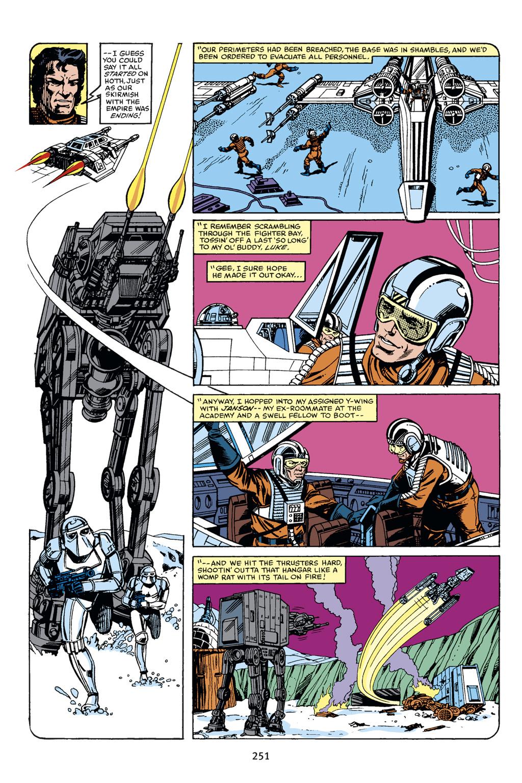 Read online Star Wars Omnibus comic -  Issue # Vol. 18 - 236