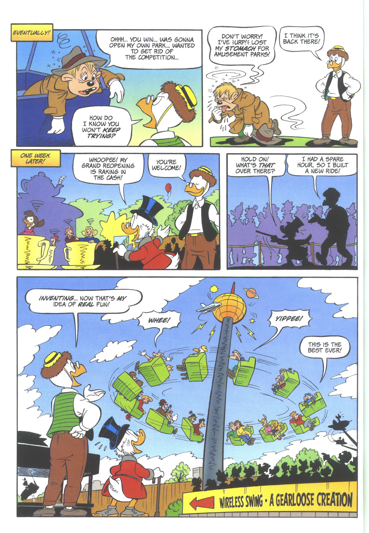 Read online Uncle Scrooge (1953) comic -  Issue #361 - 30