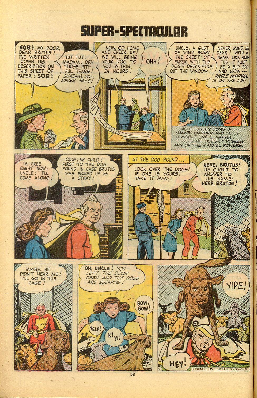 Read online Shazam! (1973) comic -  Issue #8 - 58