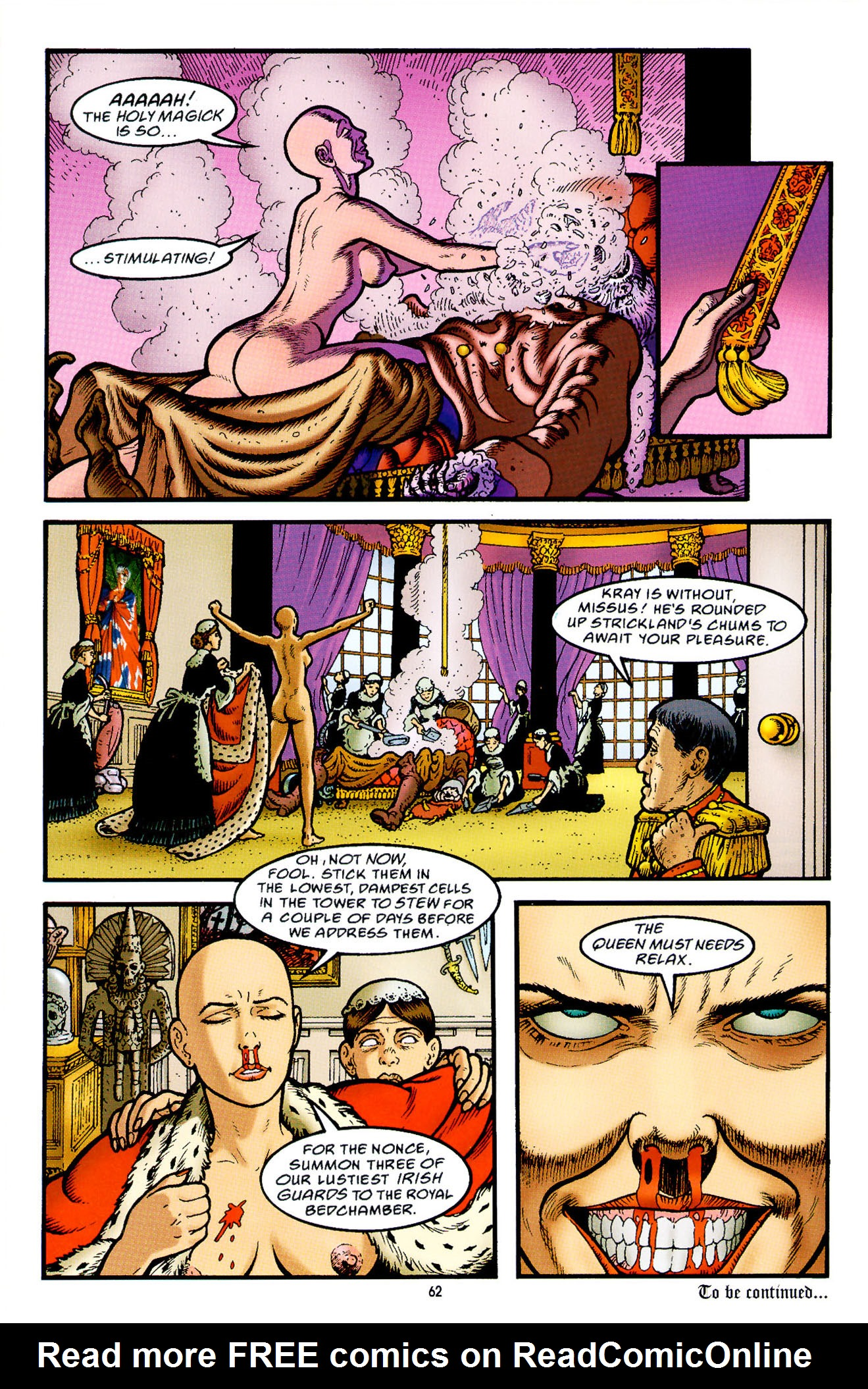 Read online Heart of Empire comic -  Issue #2 - 30