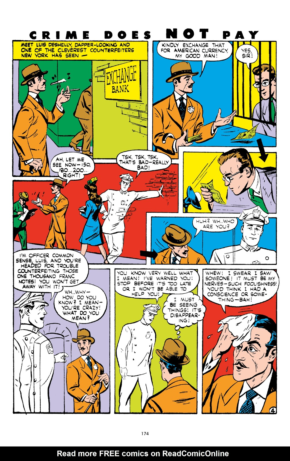 Read online Crime Does Not Pay Archives comic -  Issue # TPB 5 (Part 2) - 74