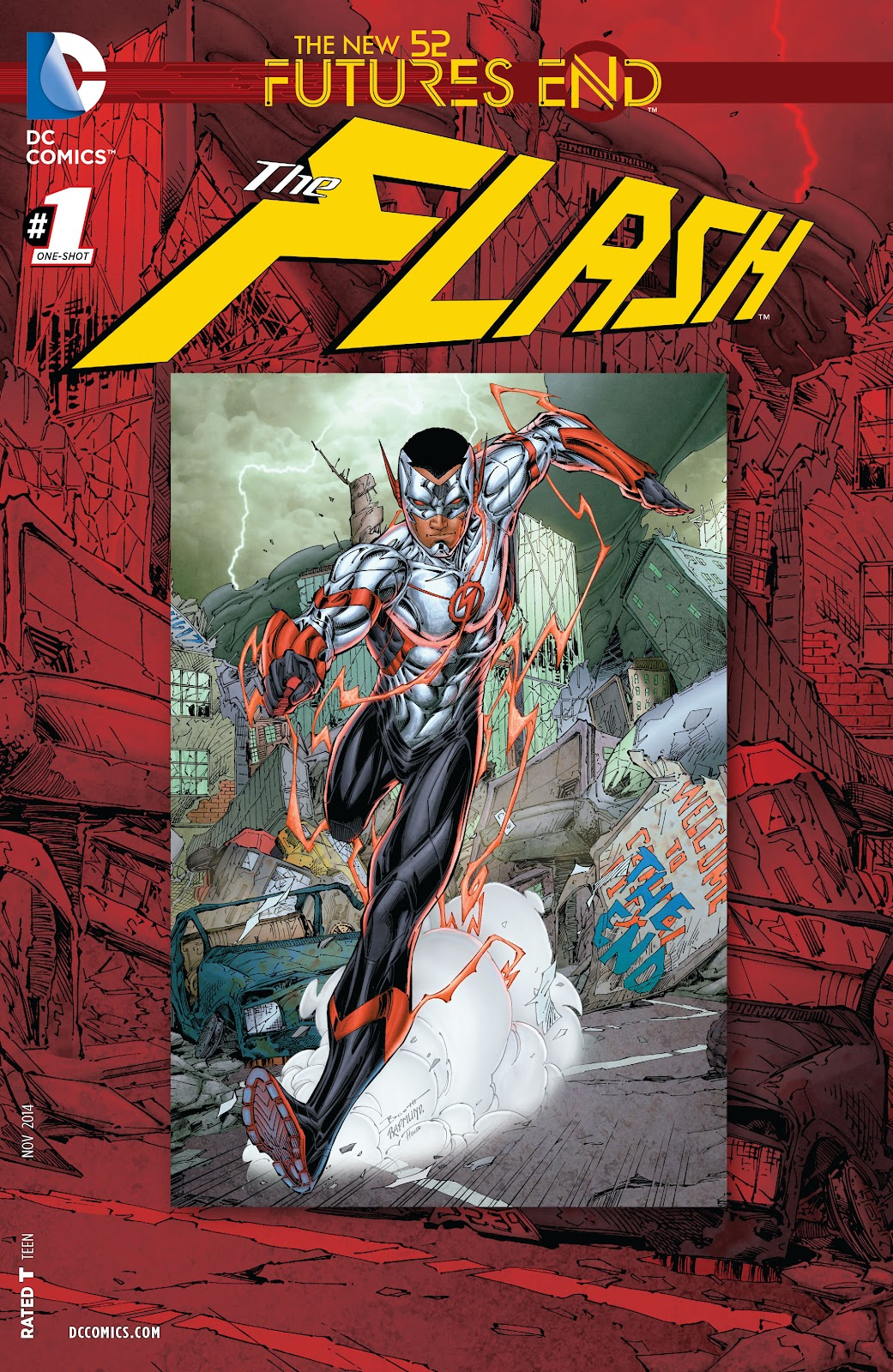 Read online The Flash (2011) comic -  Issue # _TPB 6 (Part 2) - 85