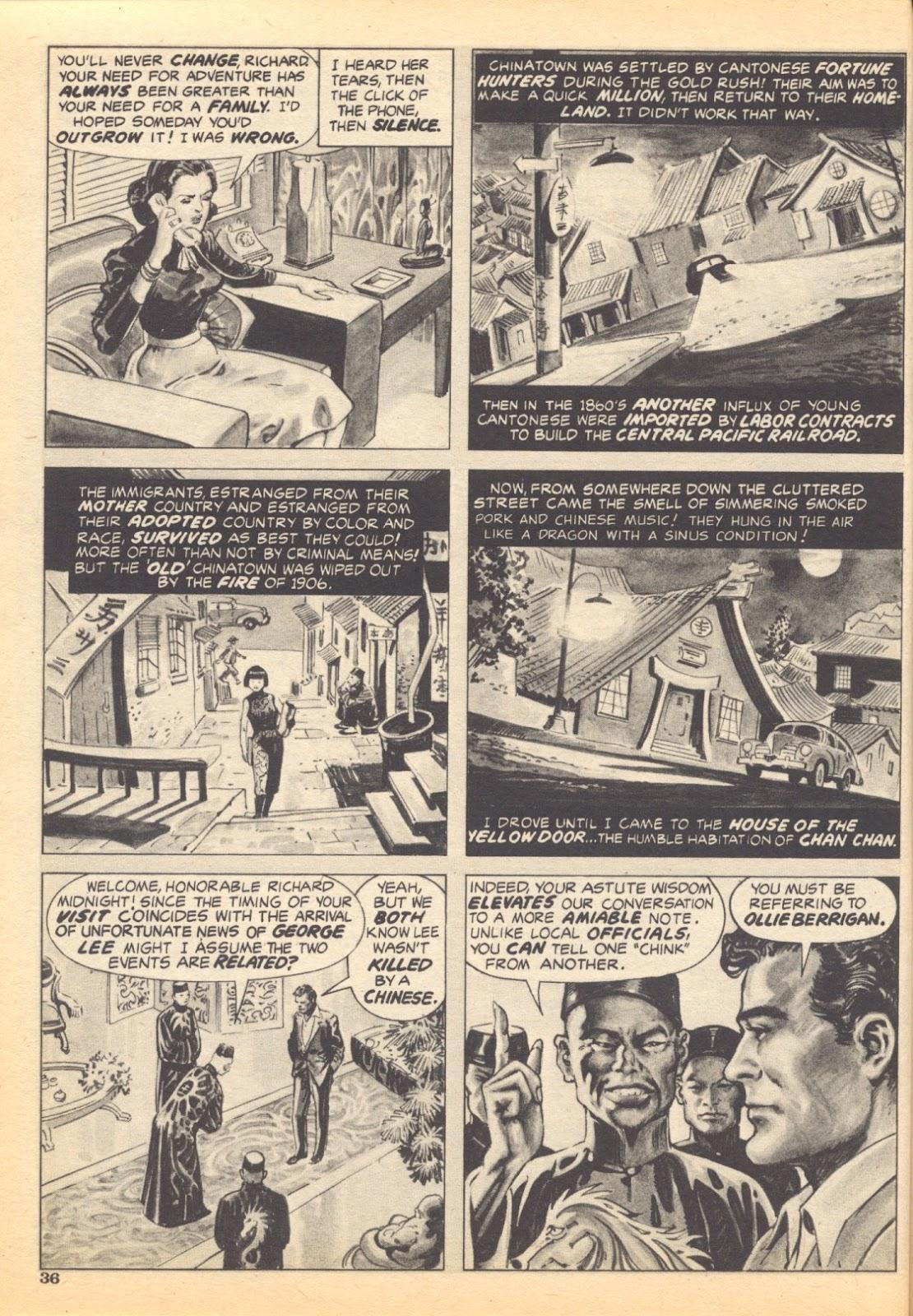 Creepy (1964) Issue #122 #122 - English 34
