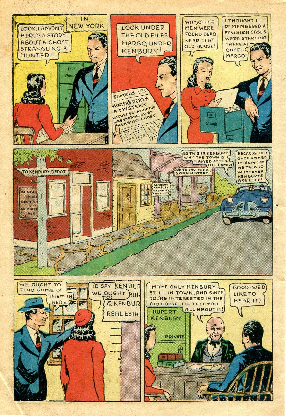 Read online Shadow Comics comic -  Issue #44 - 51