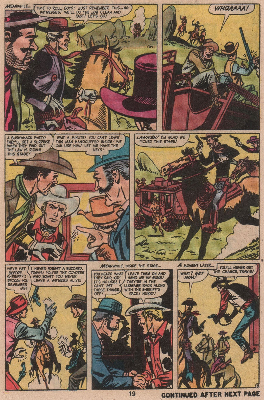 Kid Colt Outlaw issue 210 - Page 21