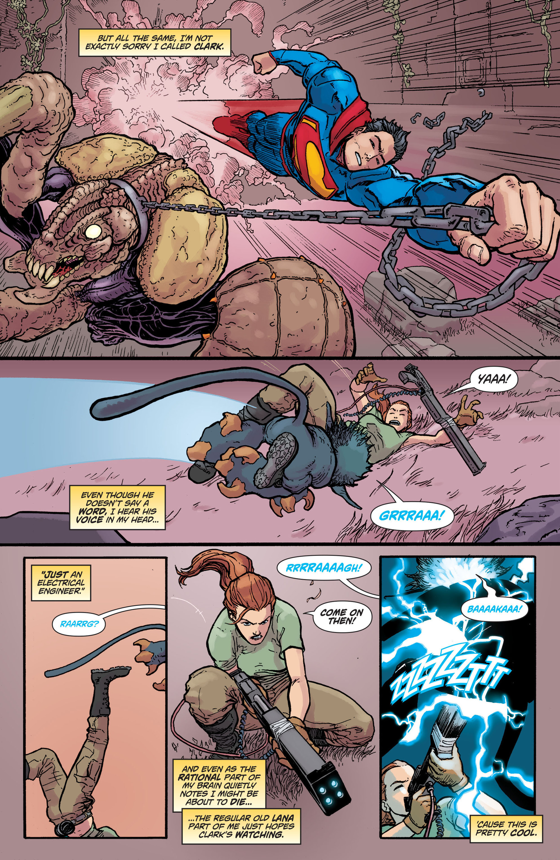 Read online Action Comics (2011) comic -  Issue #27 - 13