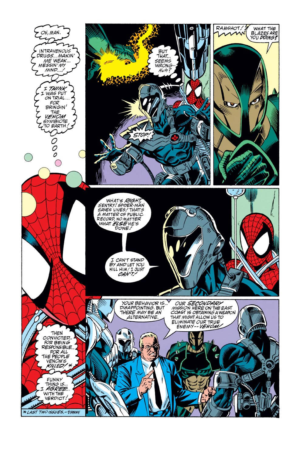 The Amazing Spider-Man (1963) 385 Page 2