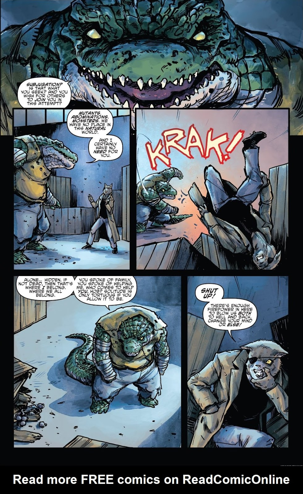 Read online Teenage Mutant Ninja Turtles: The IDW Collection comic -  Issue # TPB 8 (Part 3) - 63