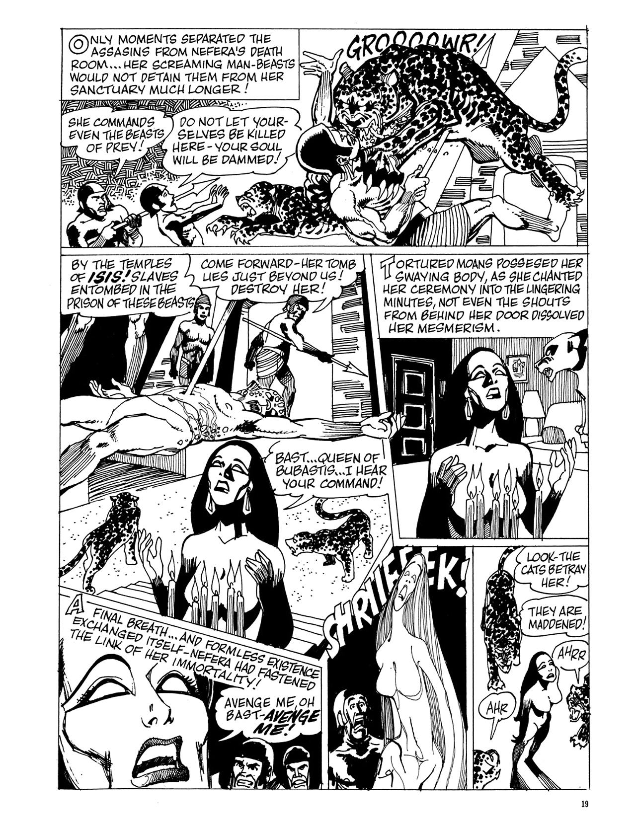 Read online Eerie Archives comic -  Issue # TPB 5 - 20