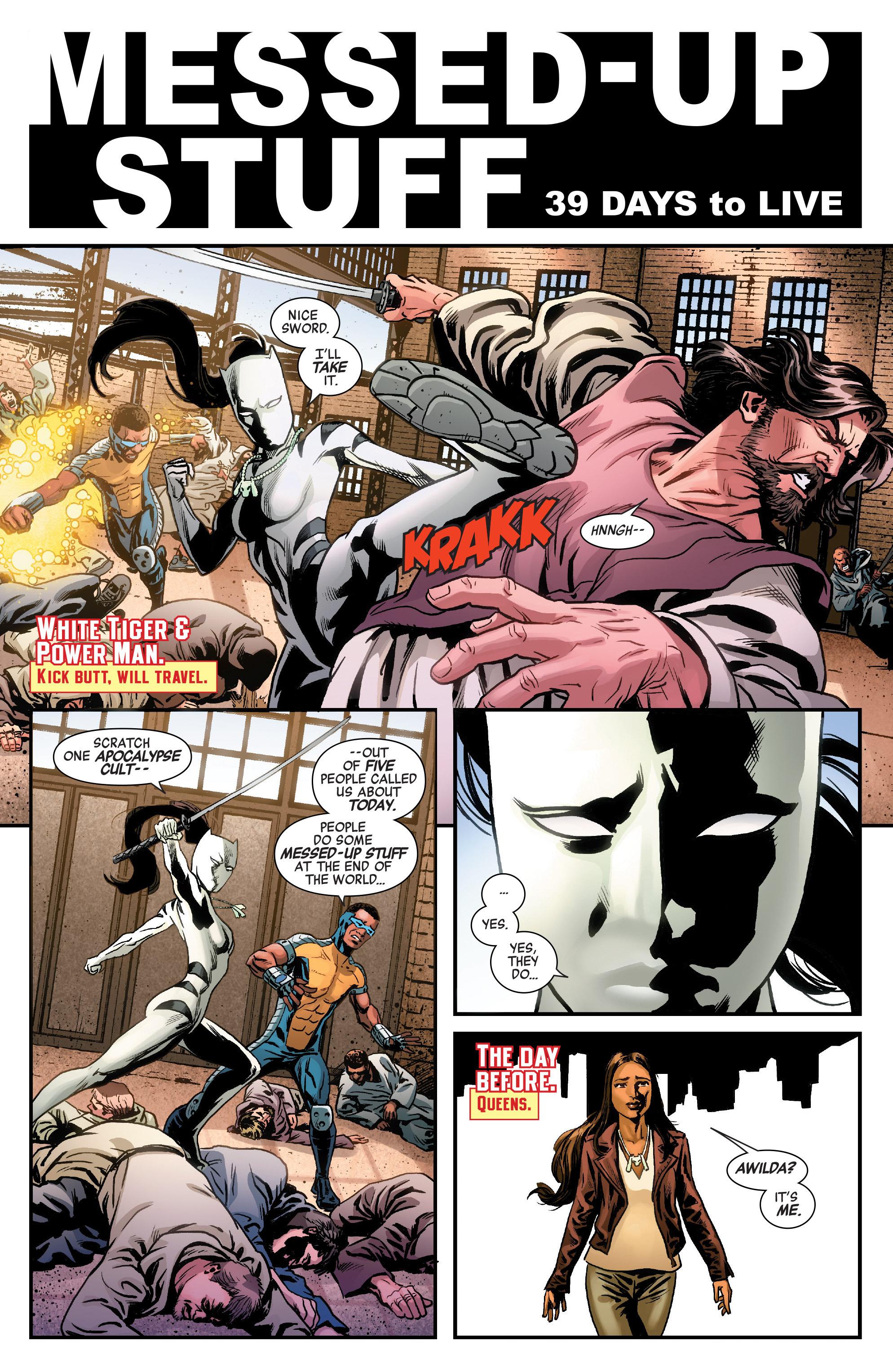 Read online Secret Wars: Last Days of the Marvel Universe comic -  Issue # TPB (Part 1) - 14