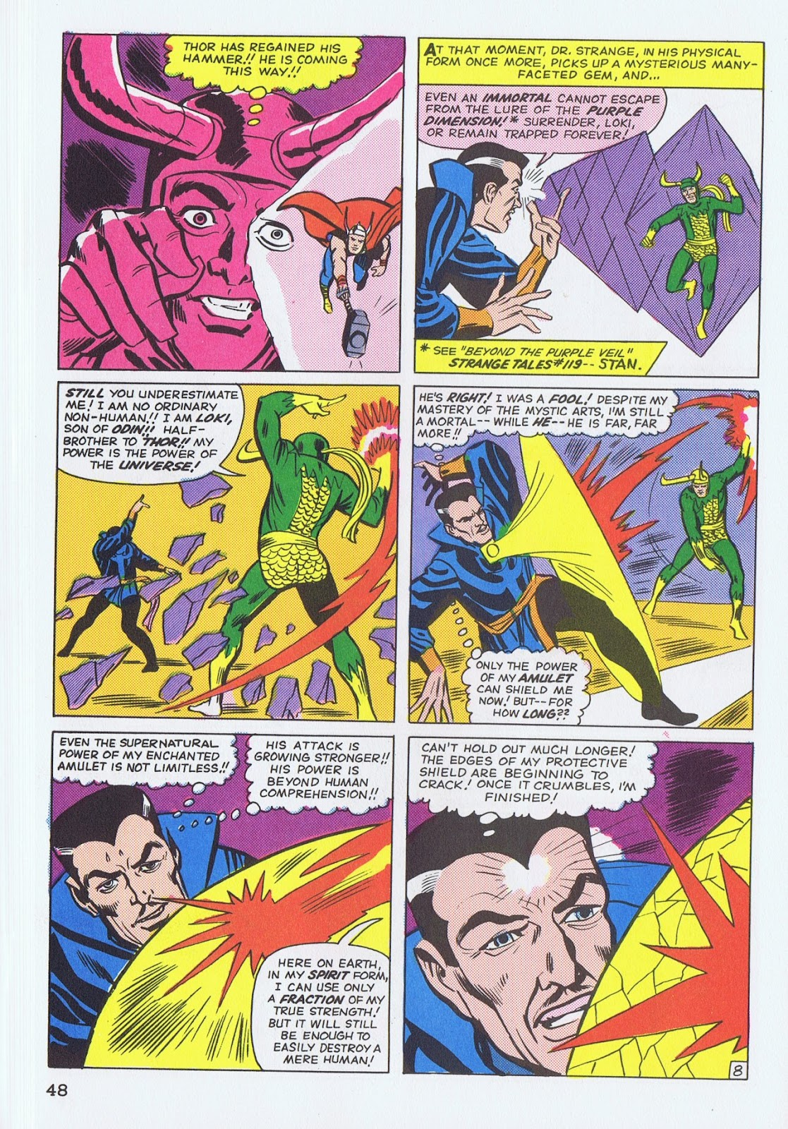 Doctor Strange: Master of the Mystic Arts issue TPB - Page 46
