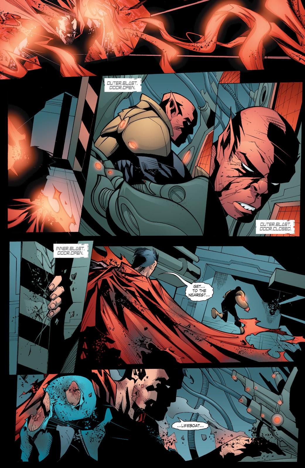Read online Smallville Season 11 [II] comic -  Issue # TPB 8 - 163