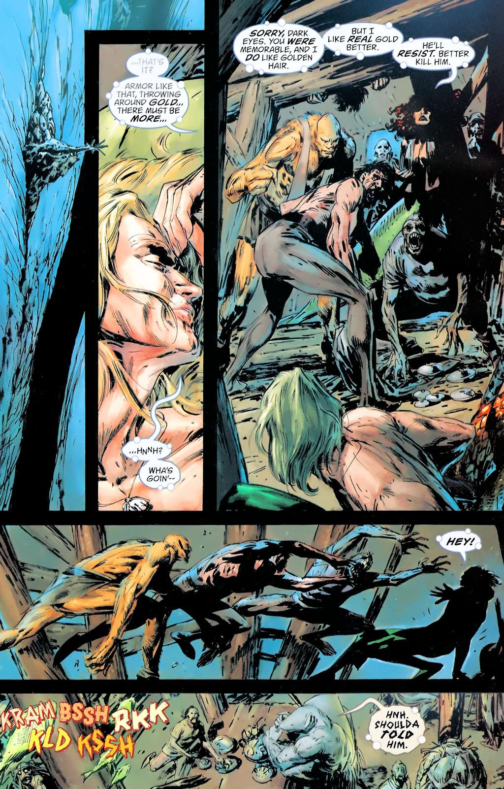 Read online Aquaman: Sword of Atlantis comic -  Issue #42 - 9
