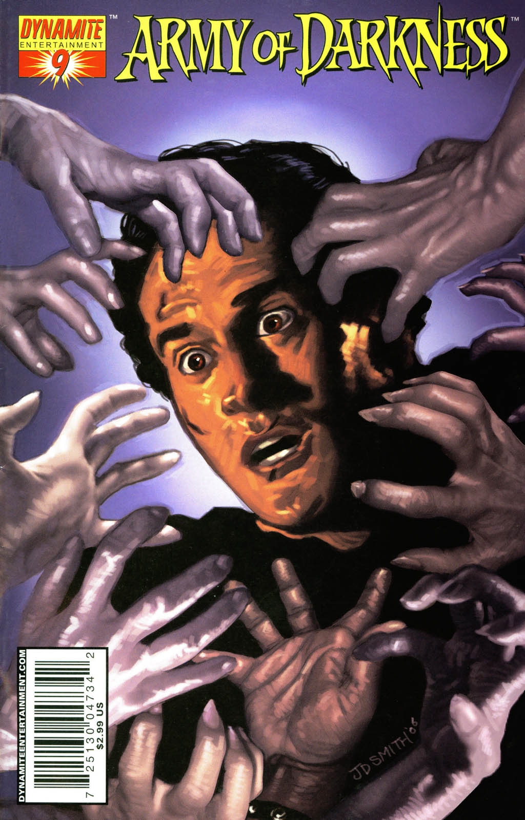 Army of Darkness (2006) Issue #9 #5 - English 1