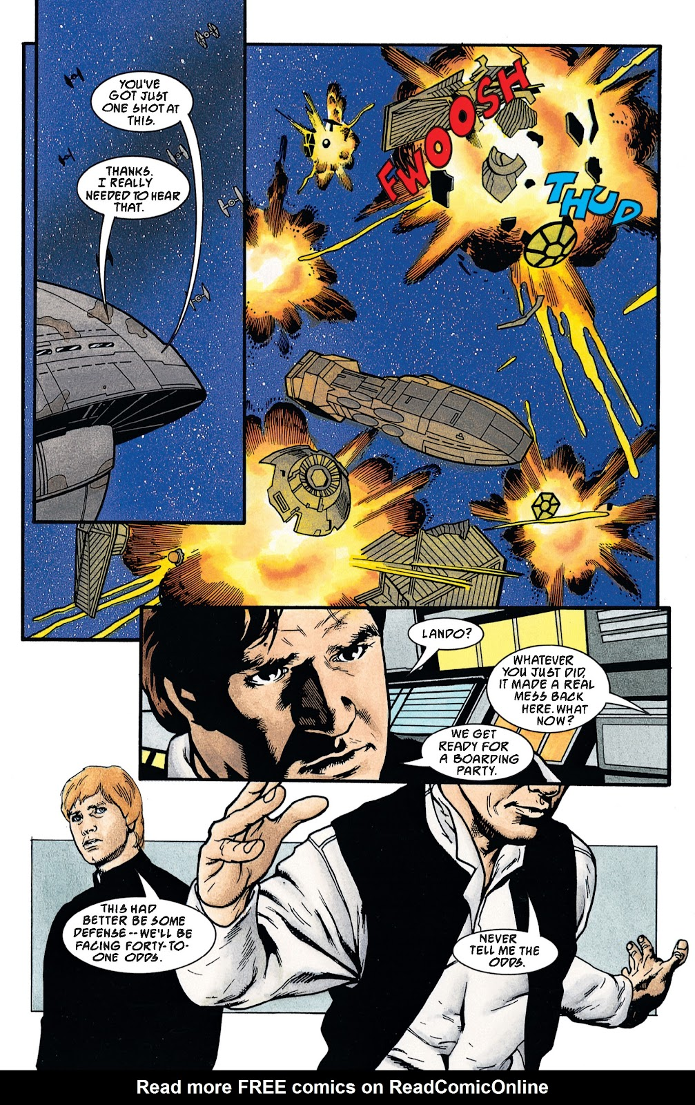 Read online Star Wars Legends: The New Republic - Epic Collection comic -  Issue # TPB 4 (Part 3) - 85