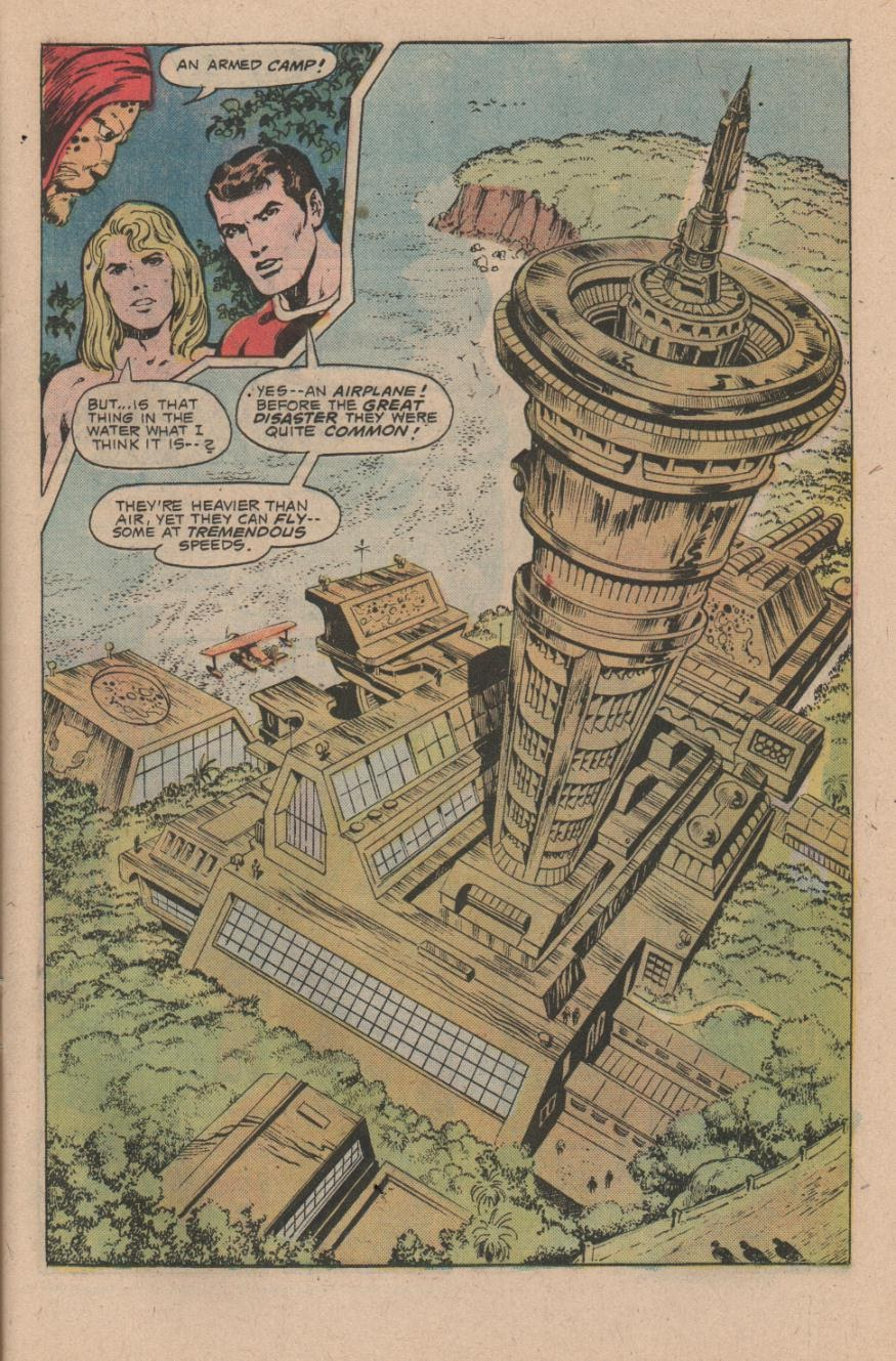 Kamandi, The Last Boy On Earth issue 47 - Page 11