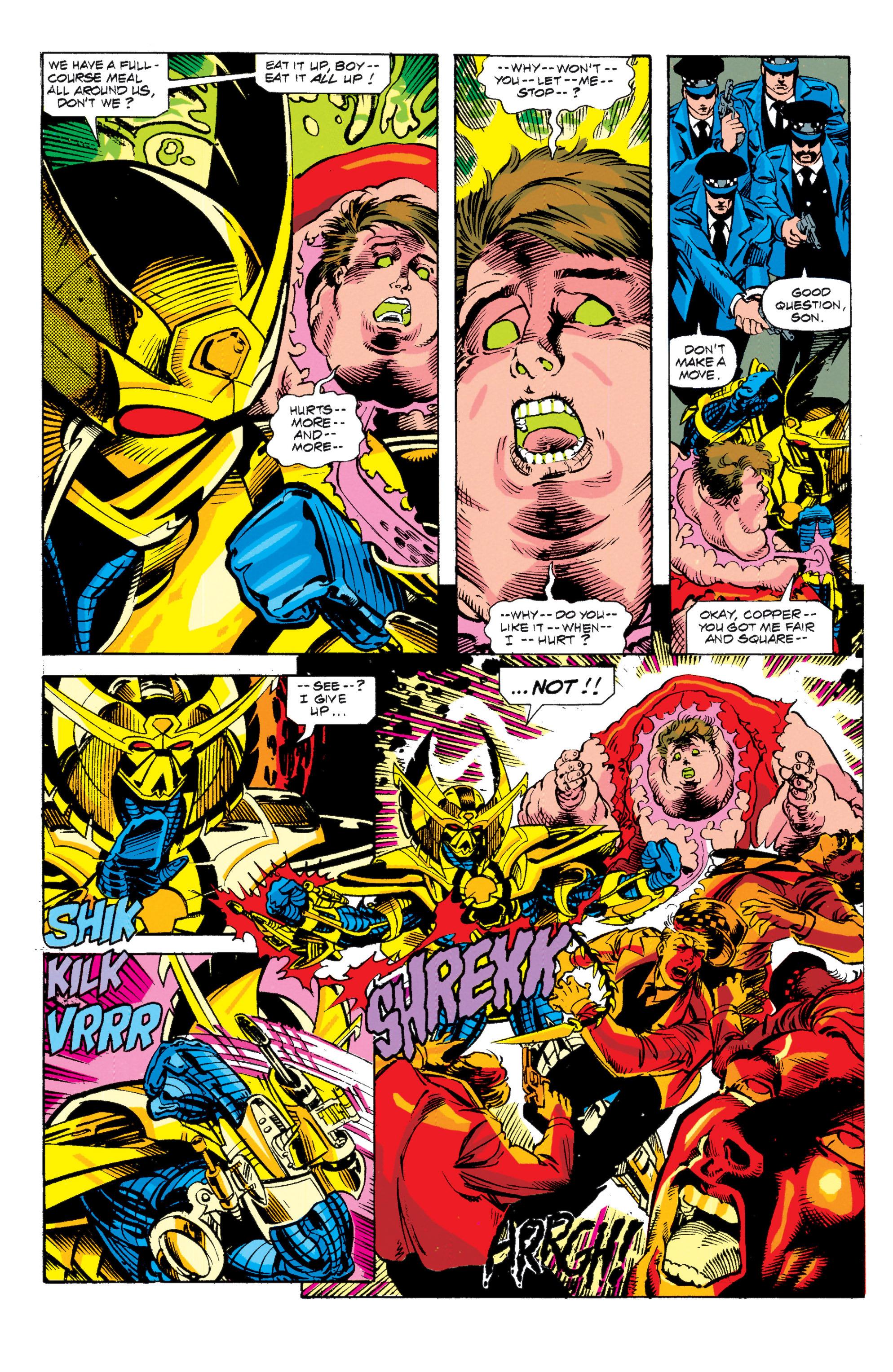 Read online Uncanny X-Men (1963) comic -  Issue # _Annual 15 - 11