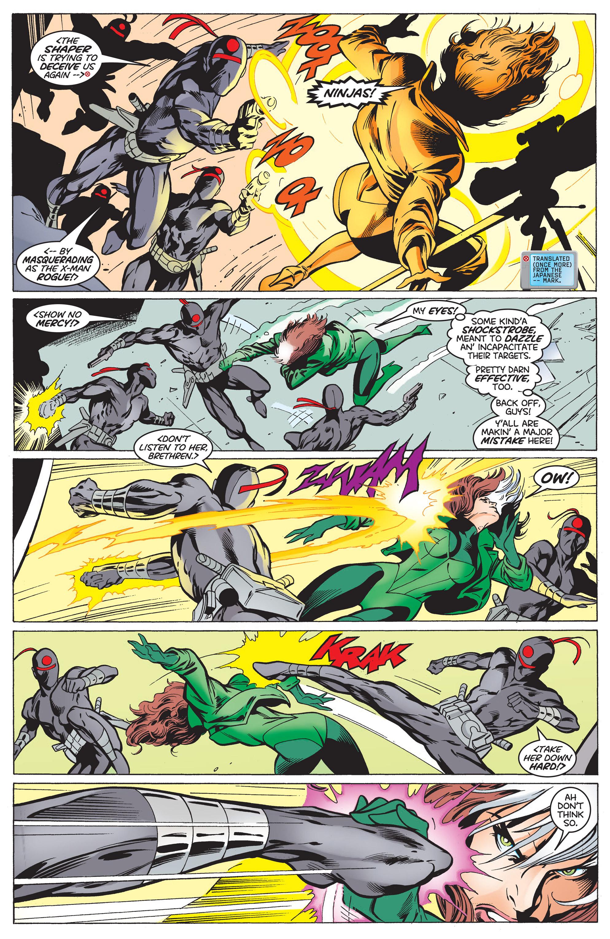 X-Men (1991) 93 Page 20