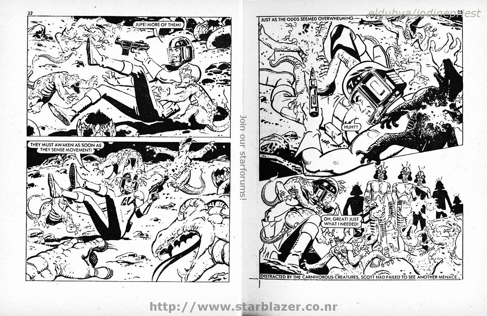 Starblazer issue 135 - Page 13