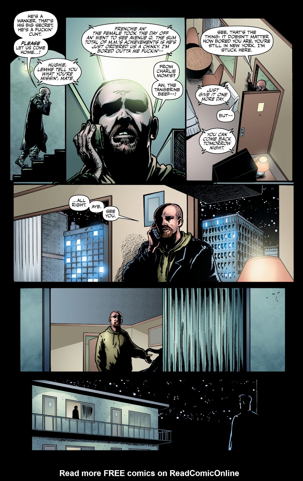 Read online The Boys Omnibus comic -  Issue # TPB 4 (Part 1) - 95