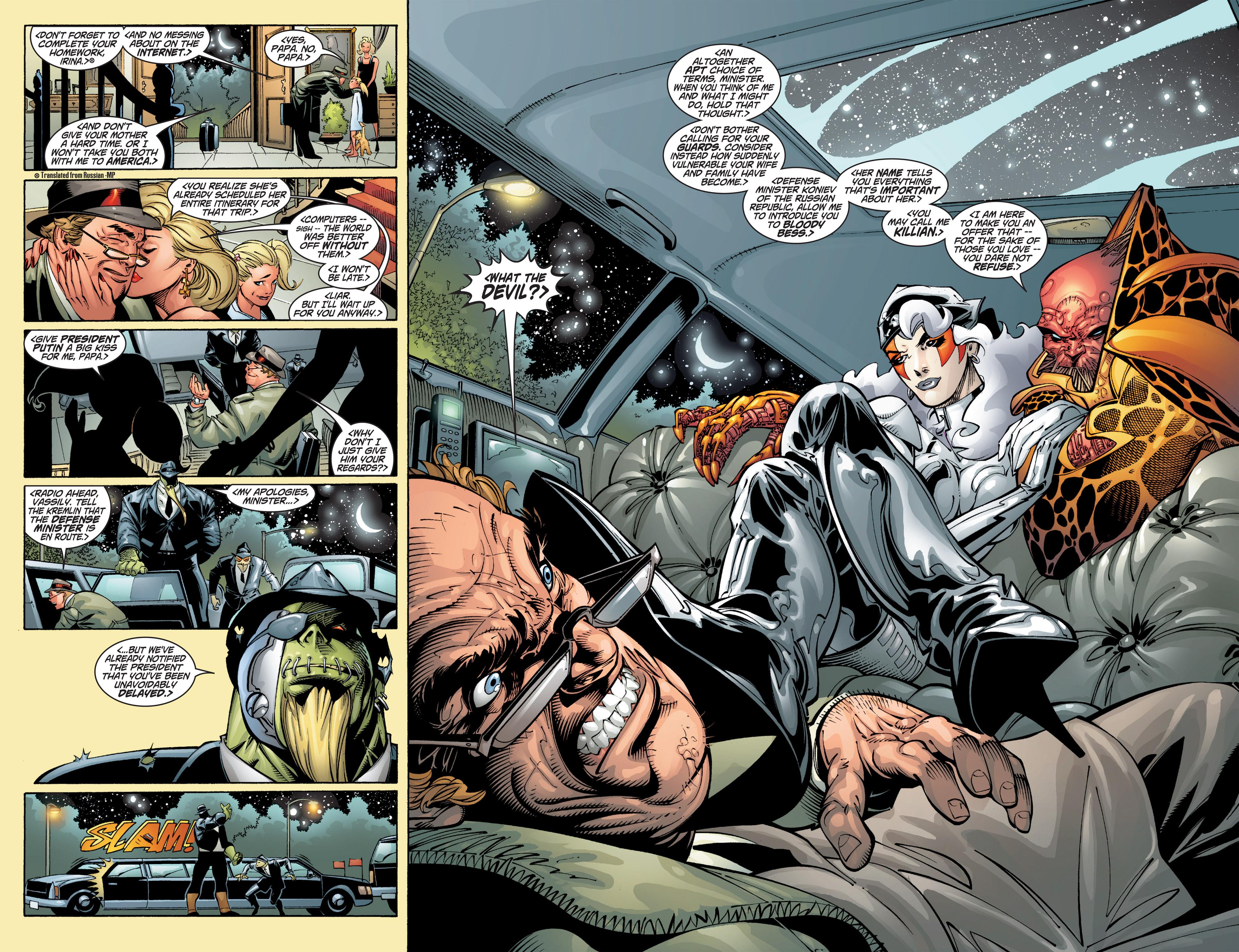 Read online Uncanny X-Men (1963) comic -  Issue #384 - 5