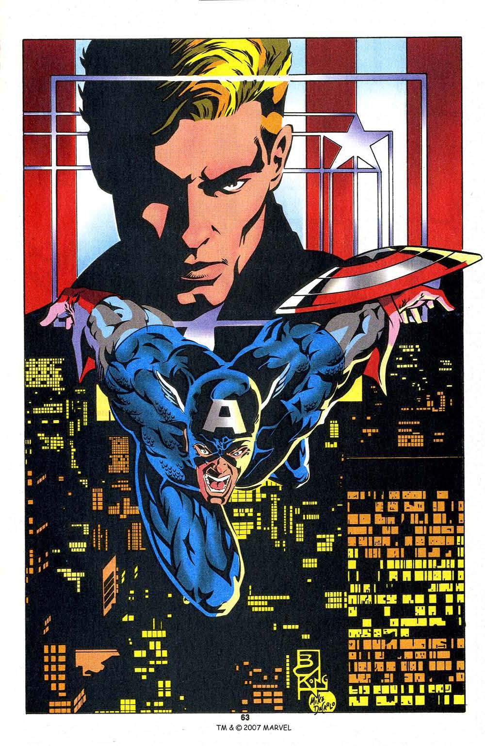 Read online Captain America (1968) comic -  Issue # _Annual 13 - 65
