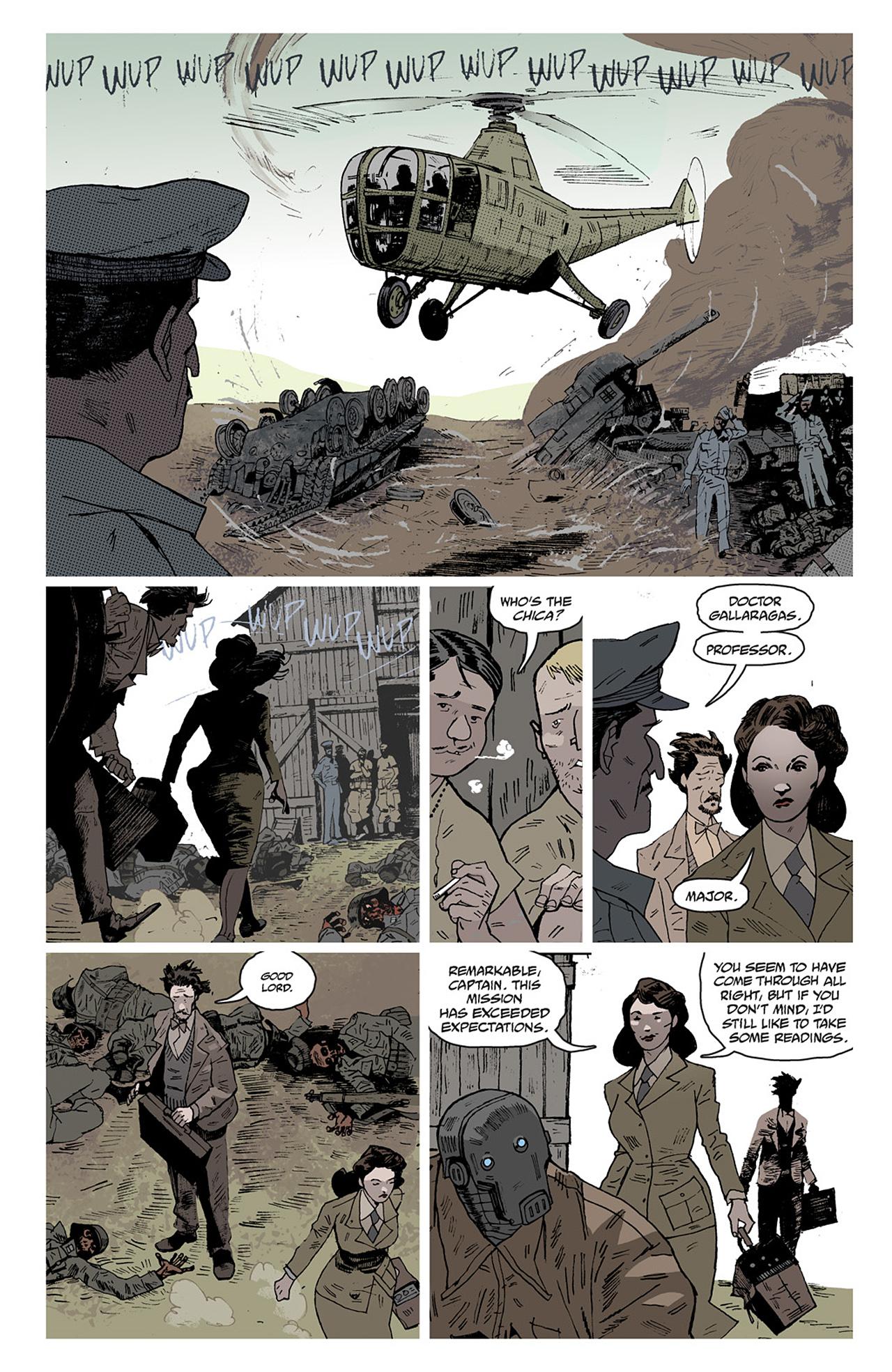 Read online Sledgehammer 44 comic -  Issue #2 - 23